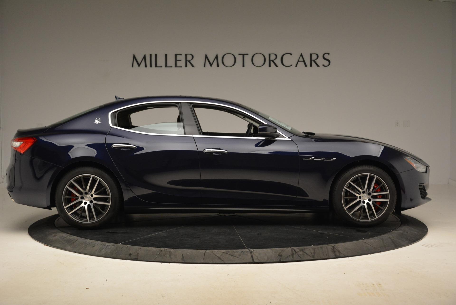 New 2018 Maserati Ghibli S Q4 For Sale In Greenwich, CT. Alfa Romeo of Greenwich, M1930 1540_p9