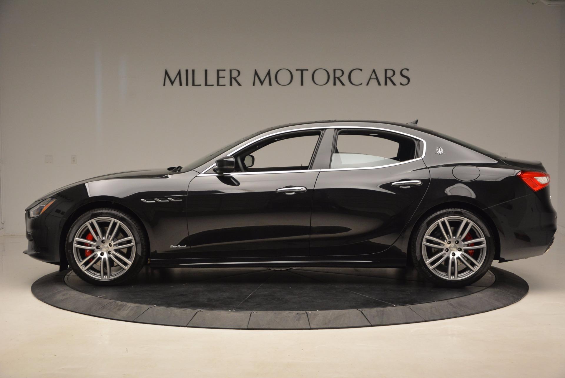 New 2018 Maserati Ghibli S Q4 GranSport For Sale In Greenwich, CT. Alfa Romeo of Greenwich, W492 1541_p3
