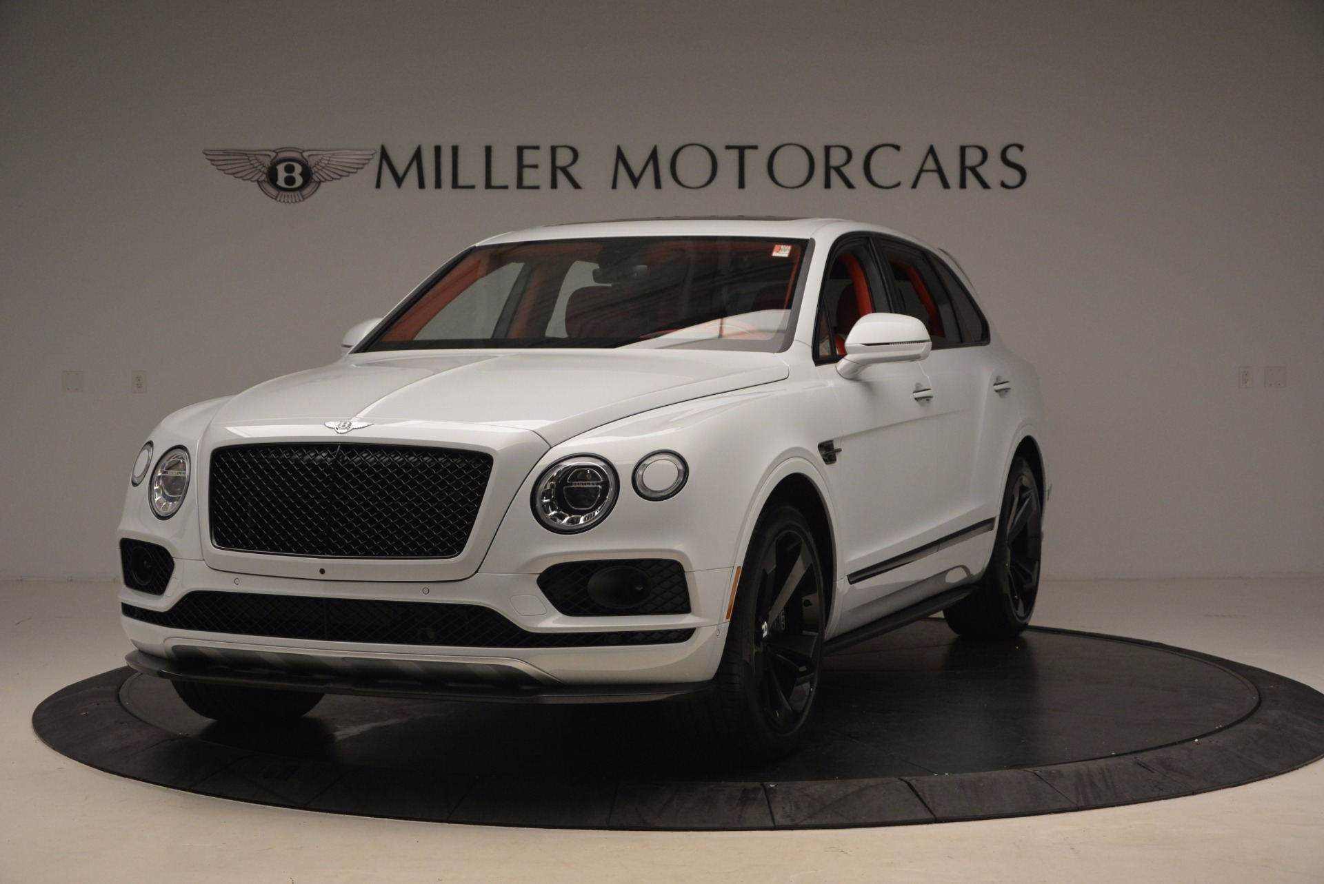 New 2018 Bentley Bentayga Black Edition For Sale In Greenwich, CT. Alfa Romeo of Greenwich, B1299