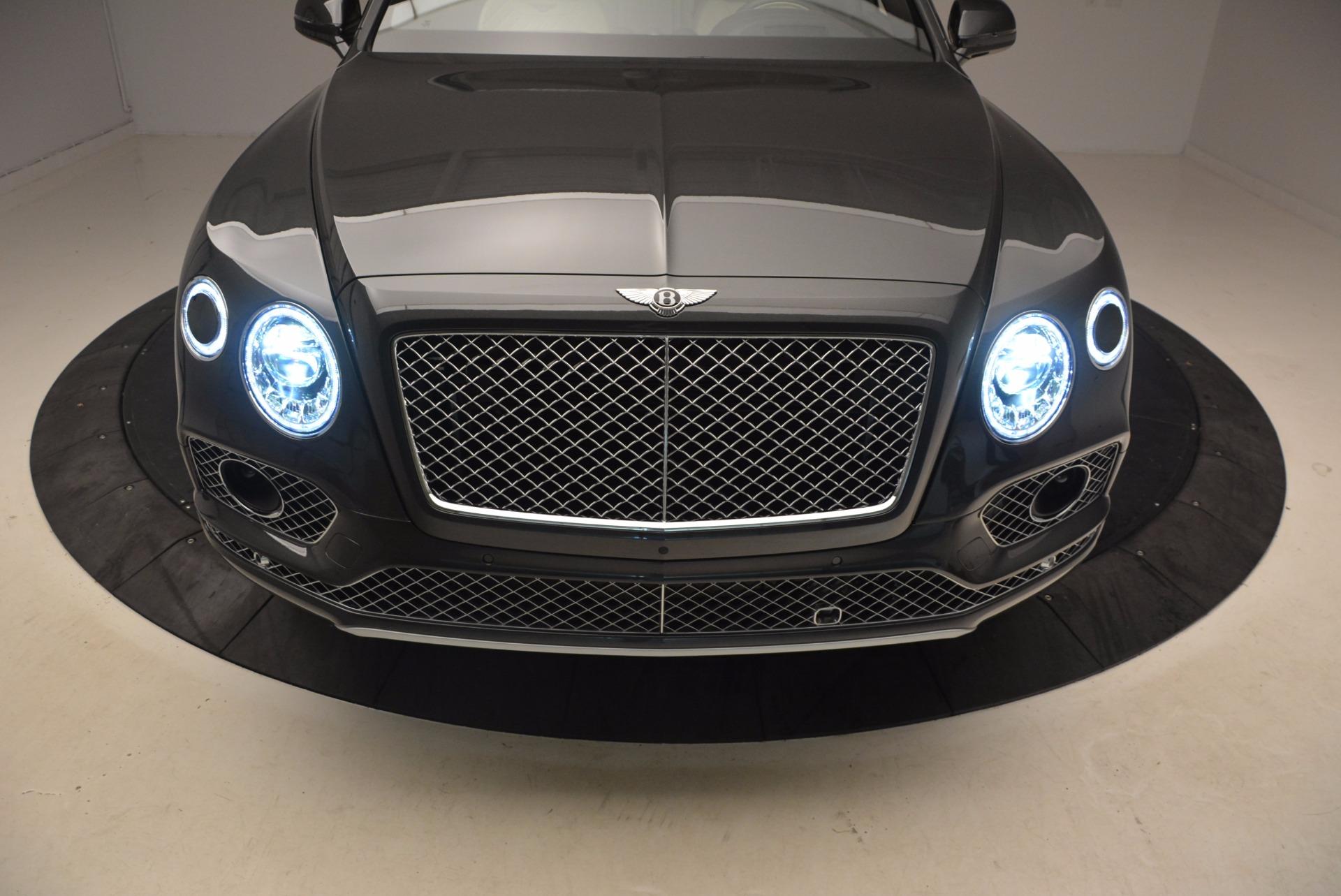 New 2018 Bentley Bentayga Signature For Sale In Greenwich, CT. Alfa Romeo of Greenwich, B1300 1547_p19