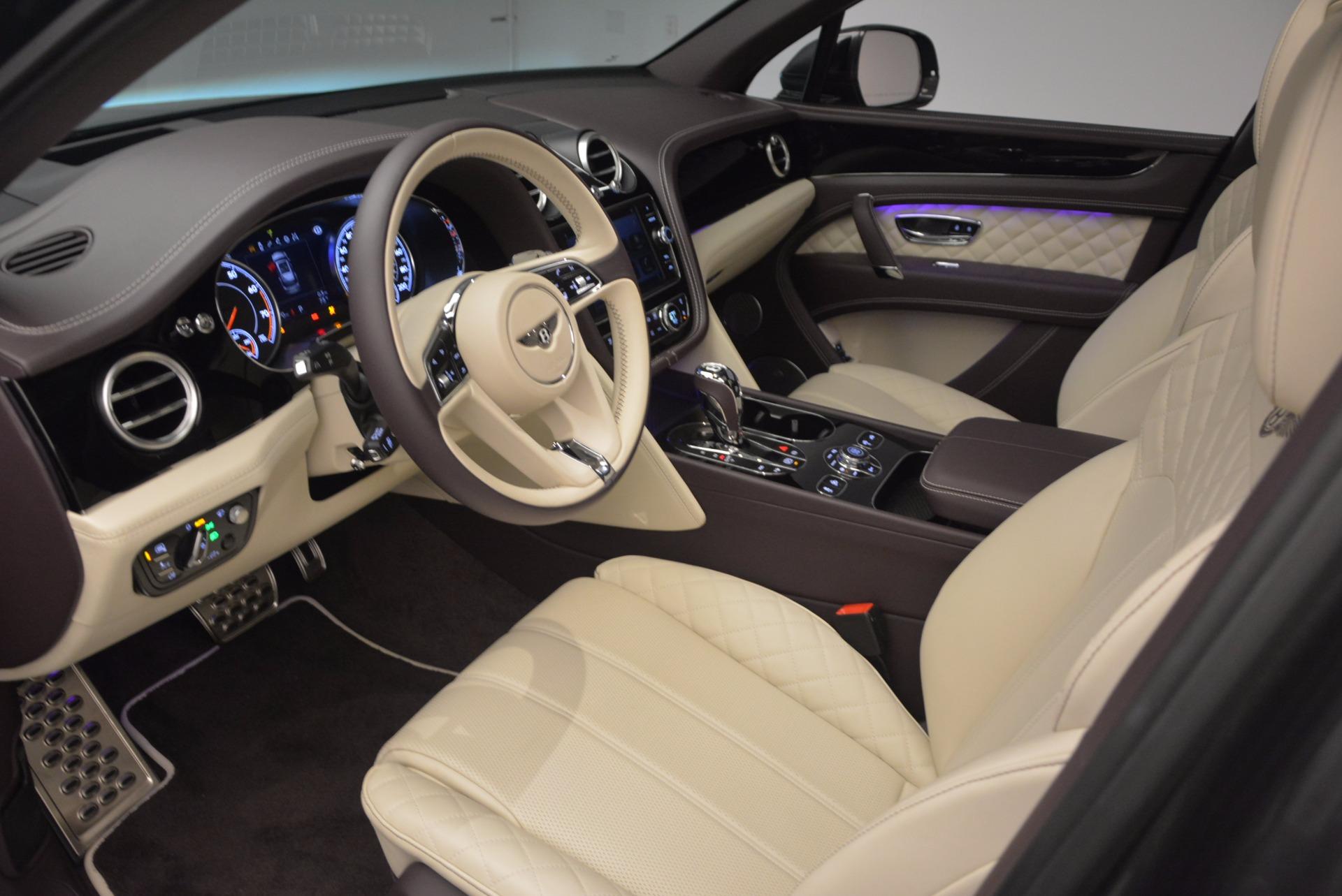 New 2018 Bentley Bentayga Signature For Sale In Greenwich, CT. Alfa Romeo of Greenwich, B1300 1547_p27
