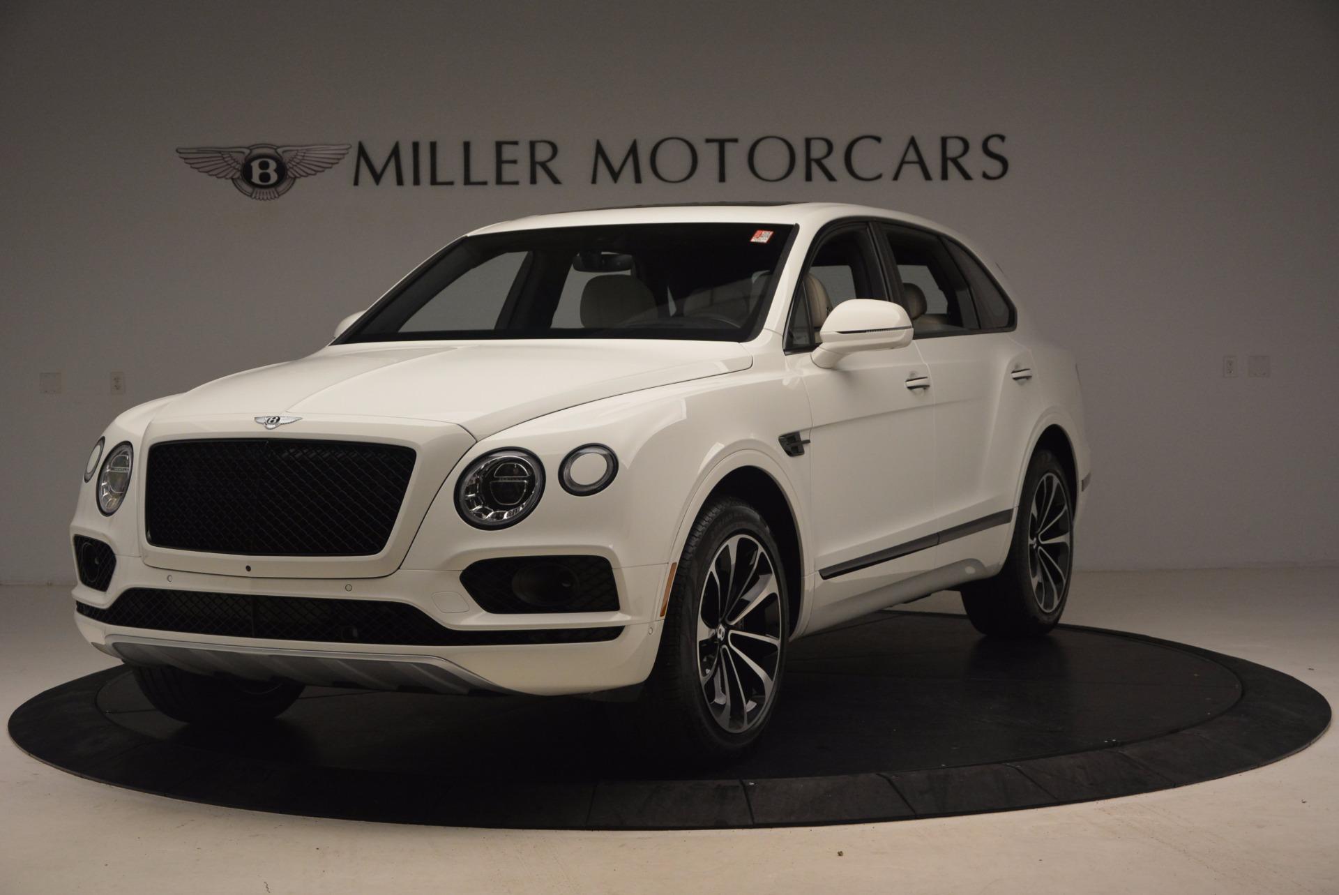 Used 2018 Bentley Bentayga Onyx For Sale In Greenwich, CT. Alfa Romeo of Greenwich, 7485 1549_main