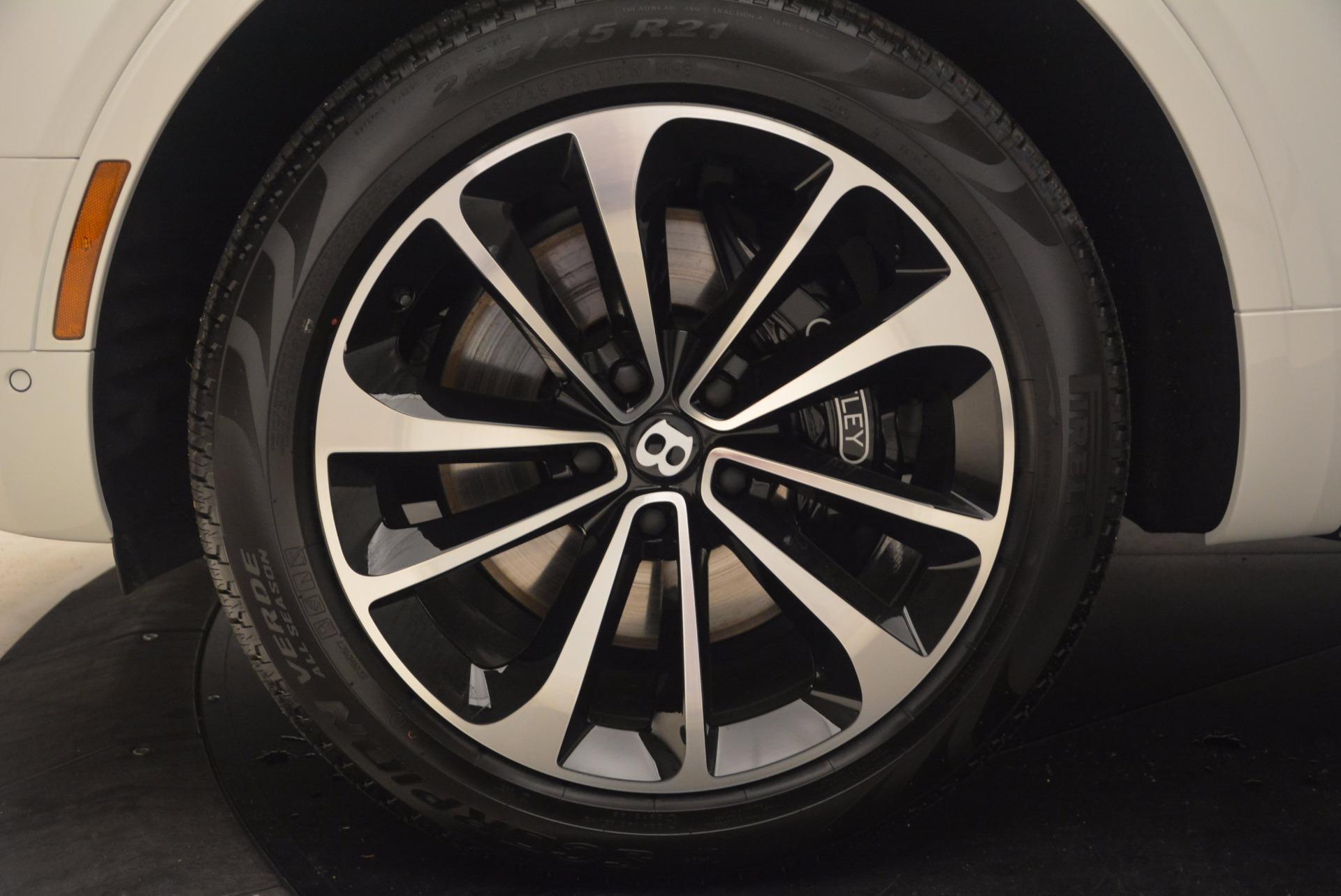 Used 2018 Bentley Bentayga Onyx For Sale In Greenwich, CT. Alfa Romeo of Greenwich, 7485 1549_p14