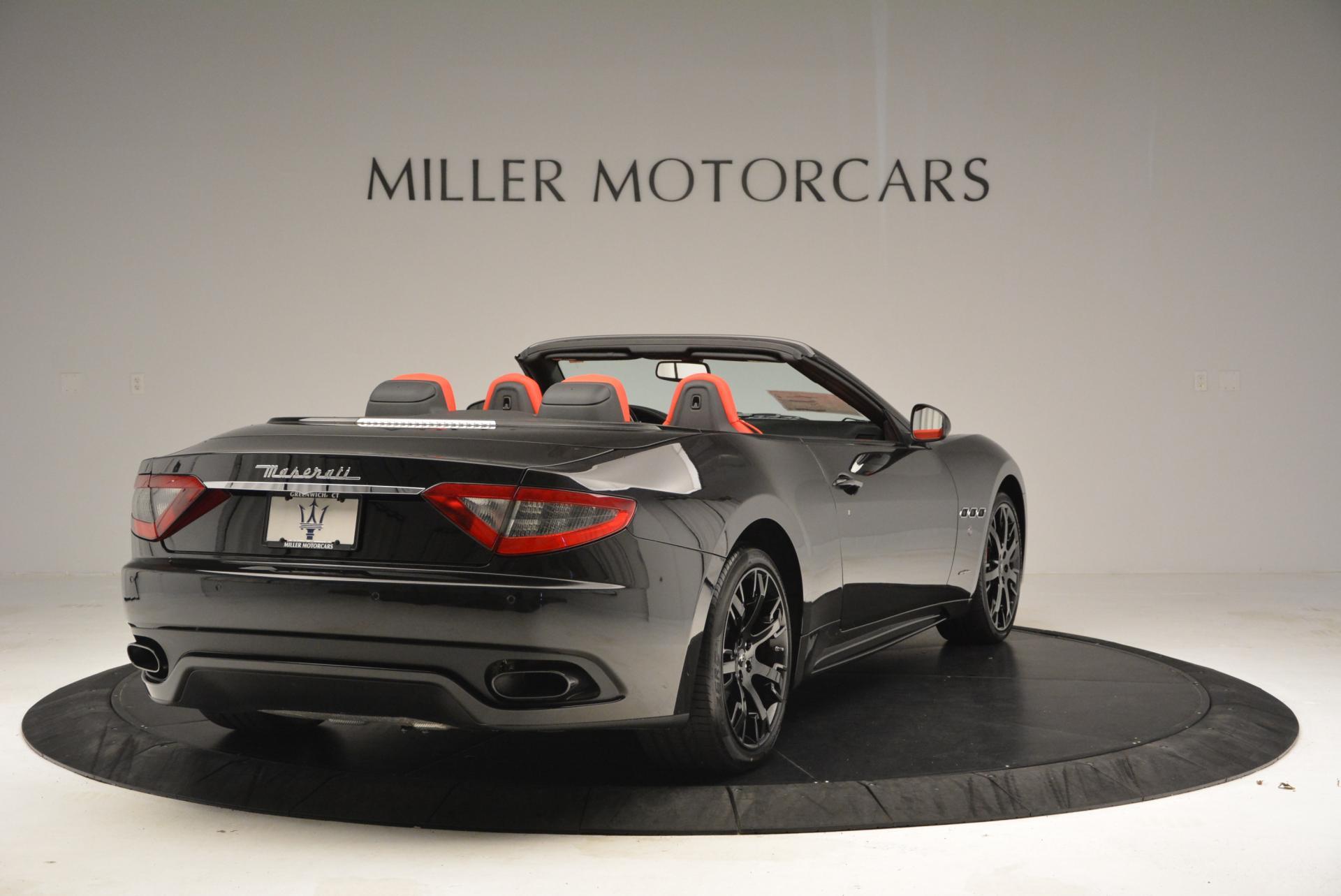 New 2016 Maserati GranTurismo Convertible Sport For Sale In Greenwich, CT. Alfa Romeo of Greenwich, M1454 155_p13