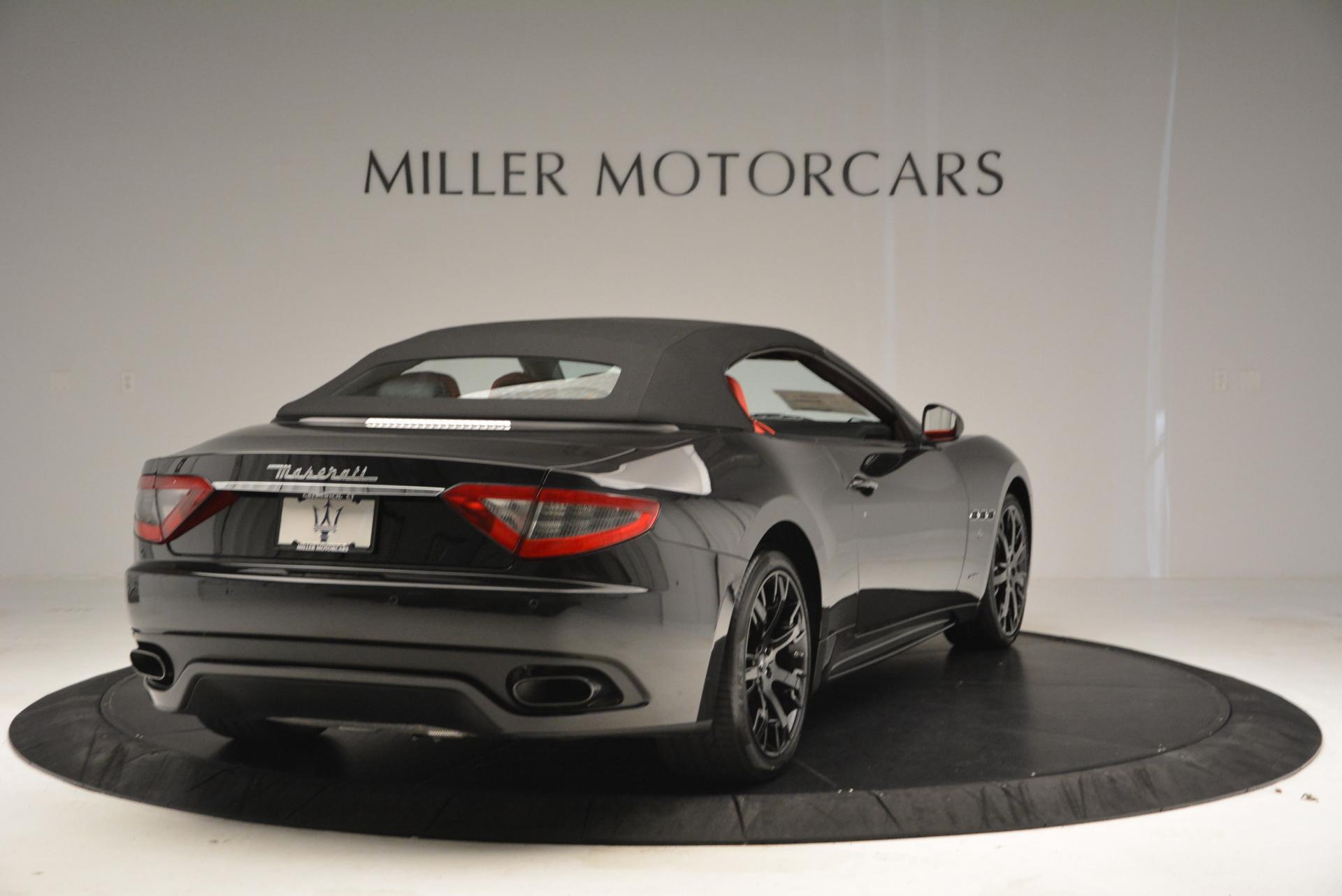 New 2016 Maserati GranTurismo Convertible Sport For Sale In Greenwich, CT. Alfa Romeo of Greenwich, M1454 155_p14