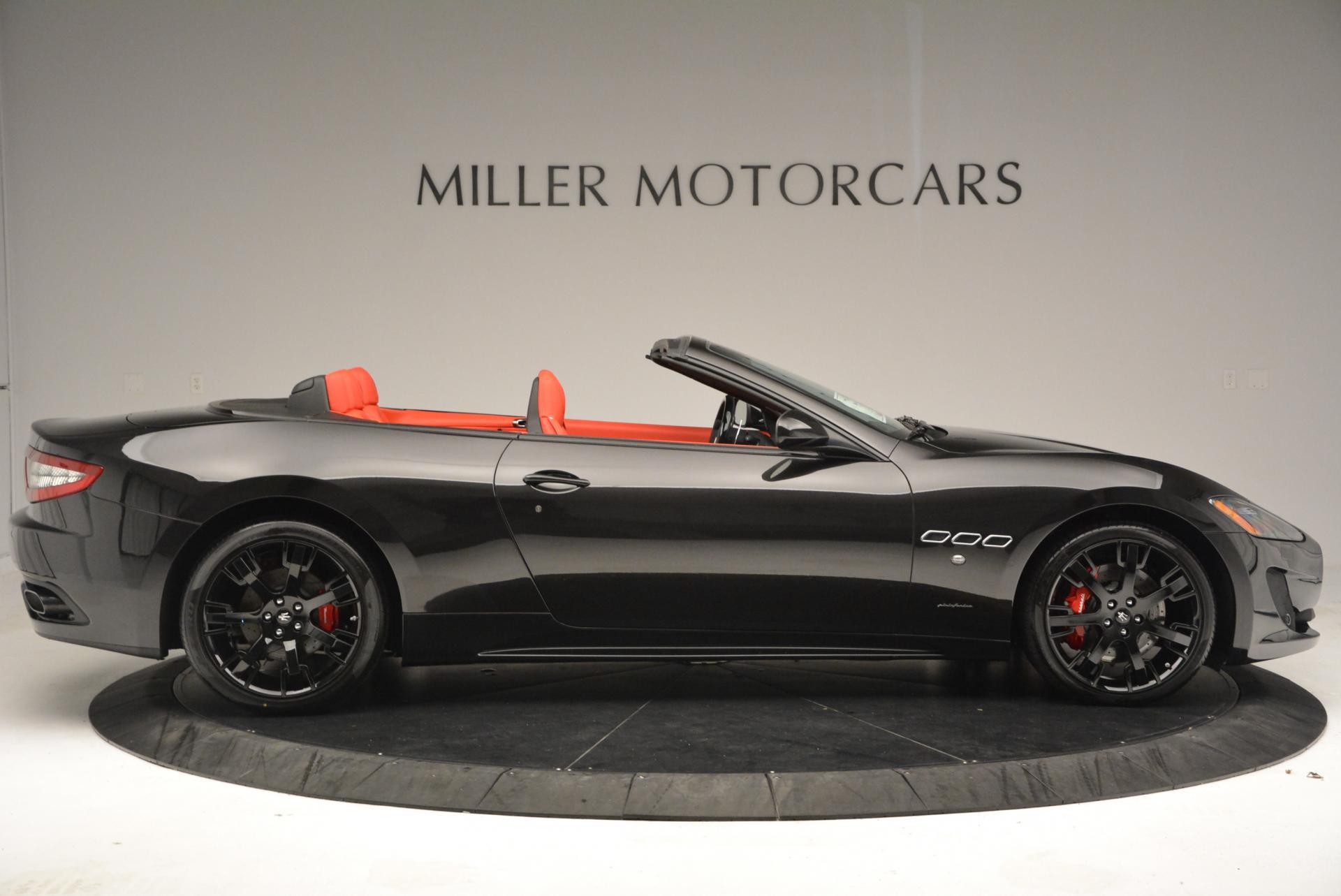 New 2016 Maserati GranTurismo Convertible Sport For Sale In Greenwich, CT. Alfa Romeo of Greenwich, M1454 155_p17