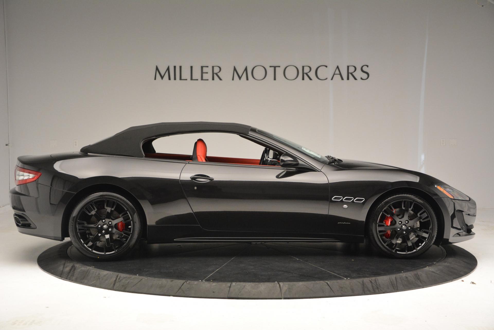 New 2016 Maserati GranTurismo Convertible Sport For Sale In Greenwich, CT. Alfa Romeo of Greenwich, M1454 155_p18