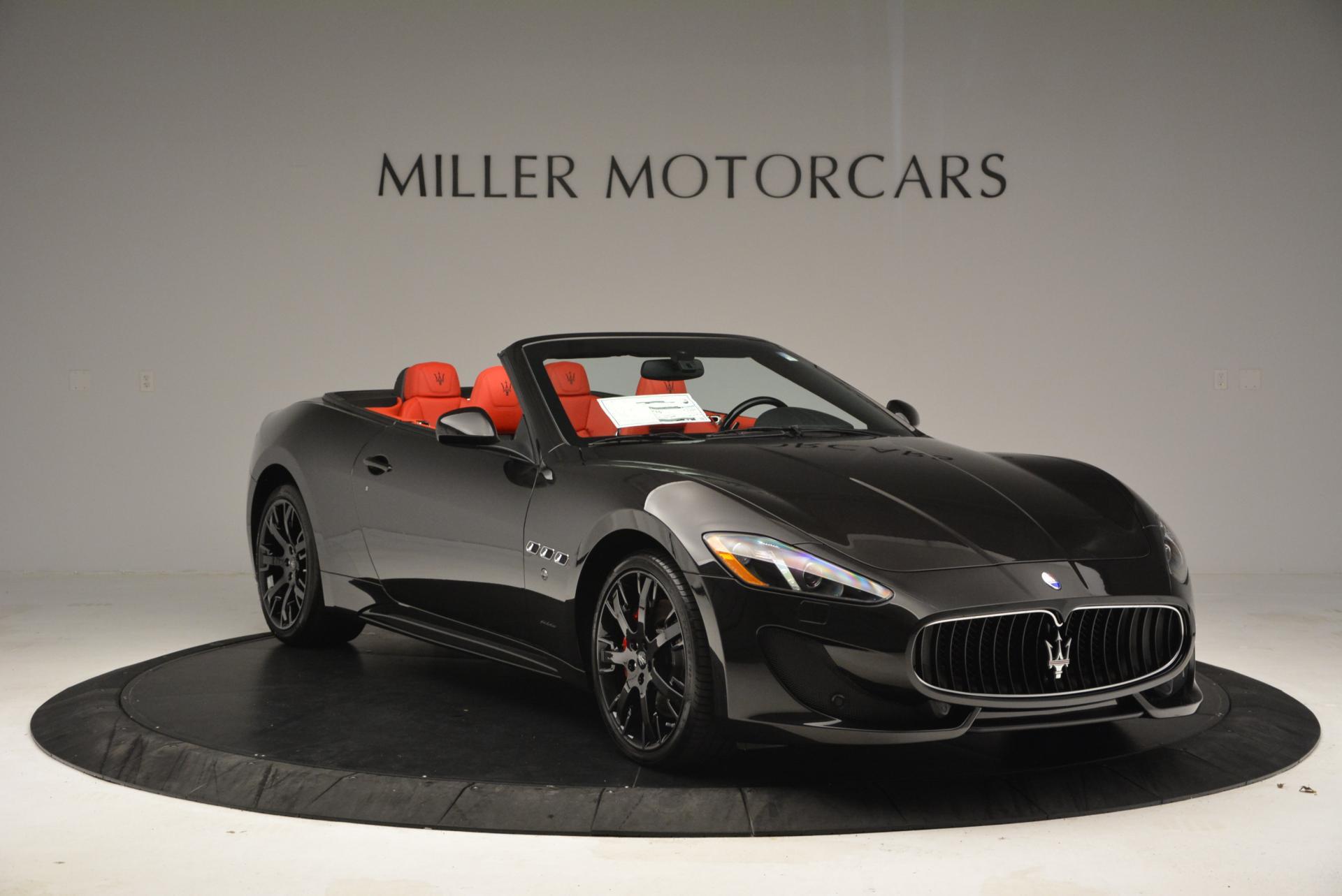 New 2016 Maserati GranTurismo Convertible Sport For Sale In Greenwich, CT. Alfa Romeo of Greenwich, M1454 155_p21