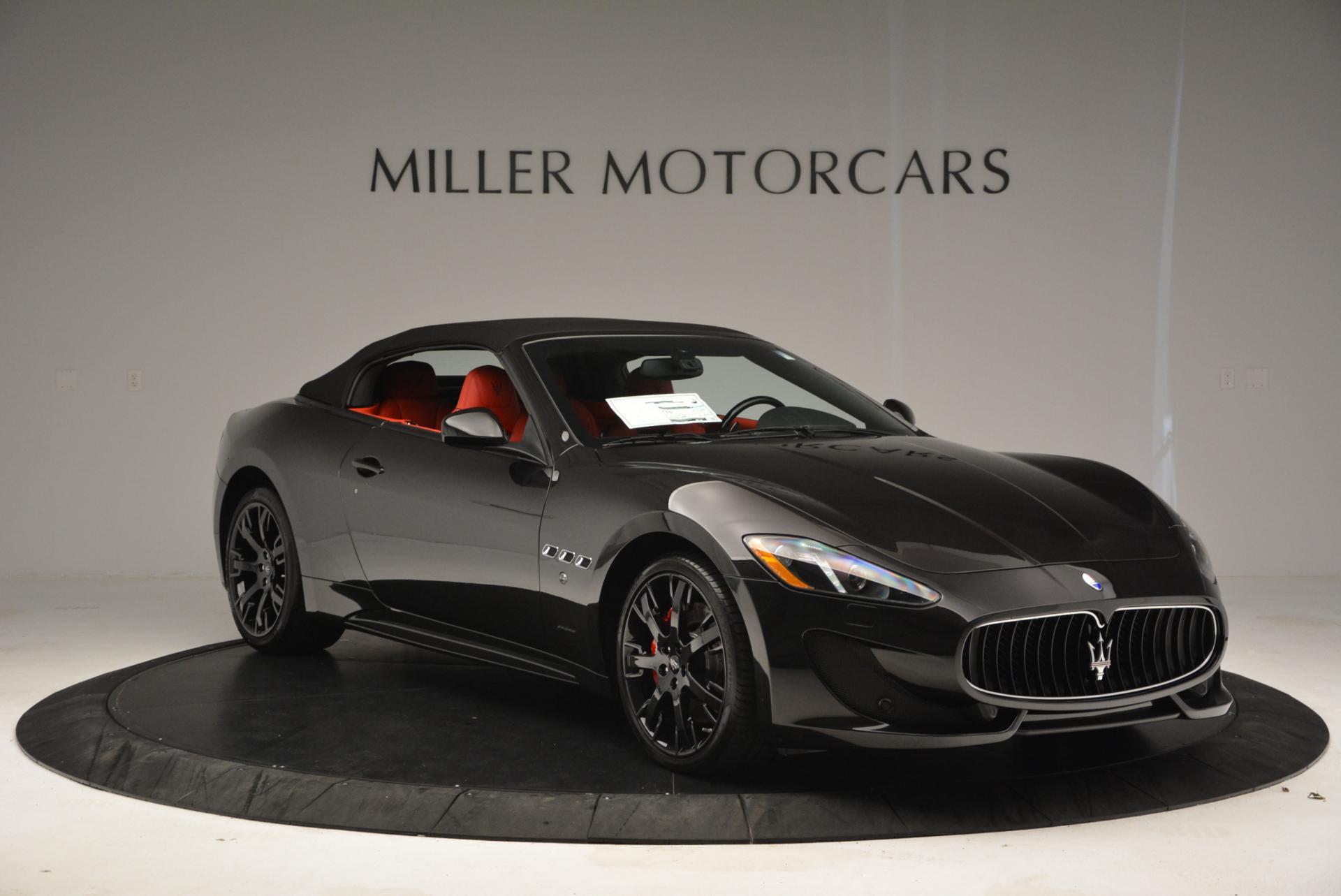 New 2016 Maserati GranTurismo Convertible Sport For Sale In Greenwich, CT. Alfa Romeo of Greenwich, M1454 155_p22