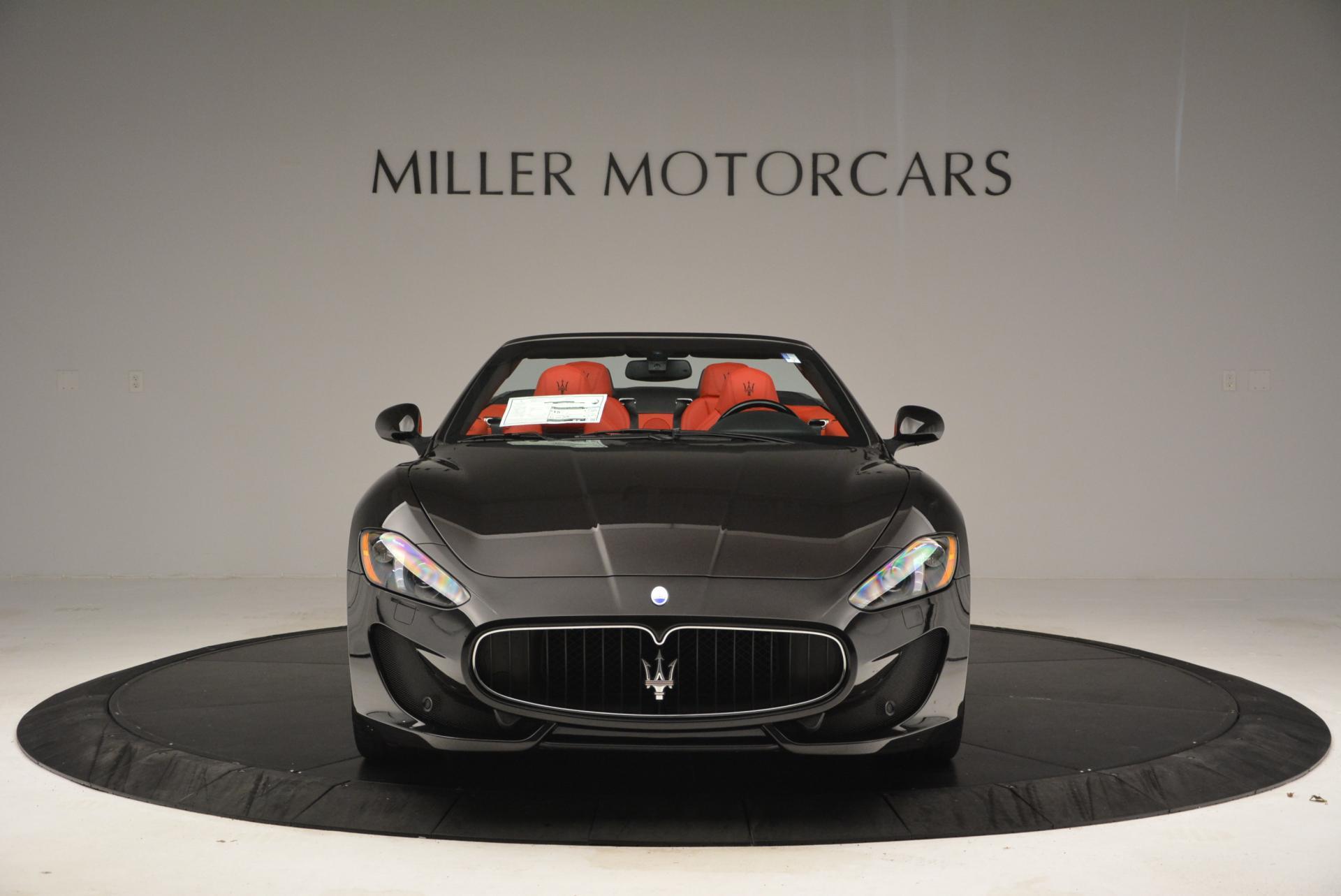 New 2016 Maserati GranTurismo Convertible Sport For Sale In Greenwich, CT. Alfa Romeo of Greenwich, M1454 155_p23