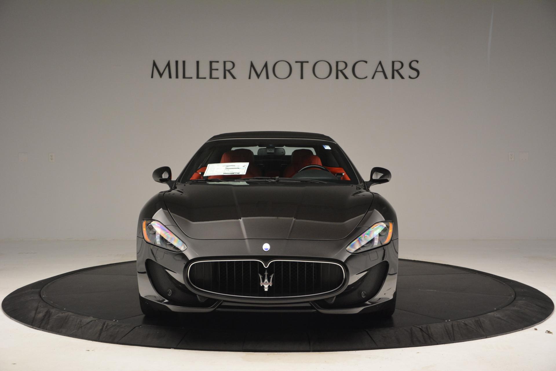New 2016 Maserati GranTurismo Convertible Sport For Sale In Greenwich, CT. Alfa Romeo of Greenwich, M1454 155_p24