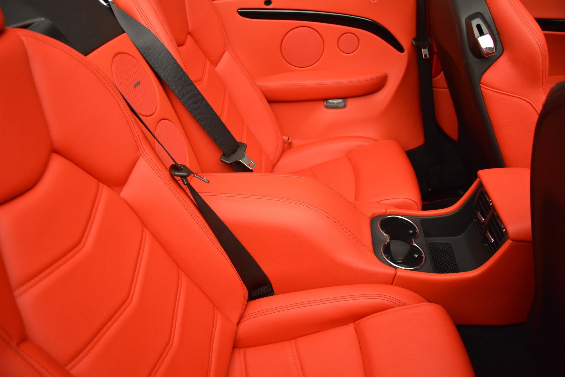 New 2016 Maserati GranTurismo Convertible Sport For Sale In Greenwich, CT. Alfa Romeo of Greenwich, M1454 155_p35