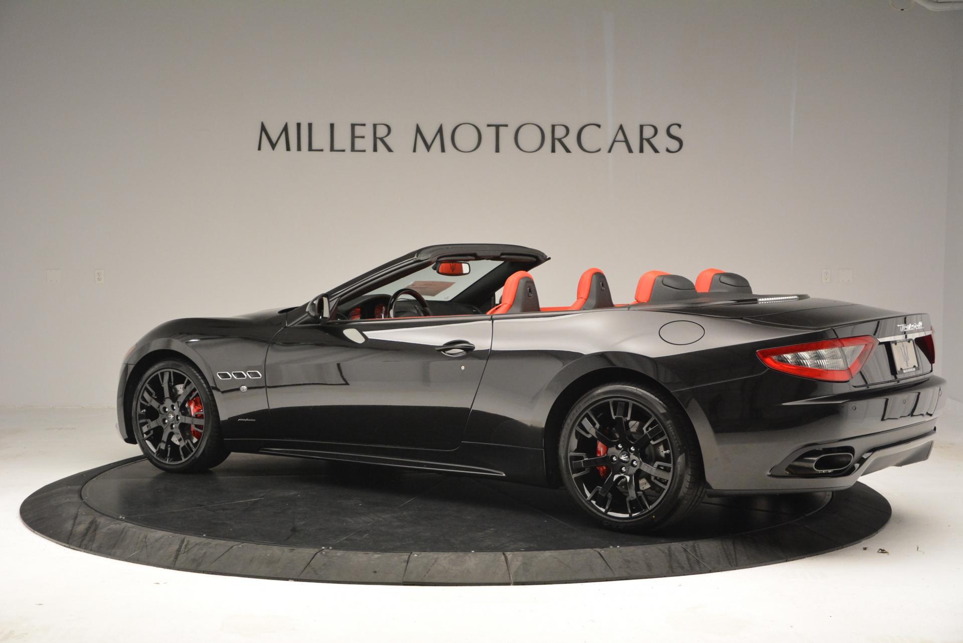 New 2016 Maserati GranTurismo Convertible Sport For Sale In Greenwich, CT. Alfa Romeo of Greenwich, M1454 155_p7