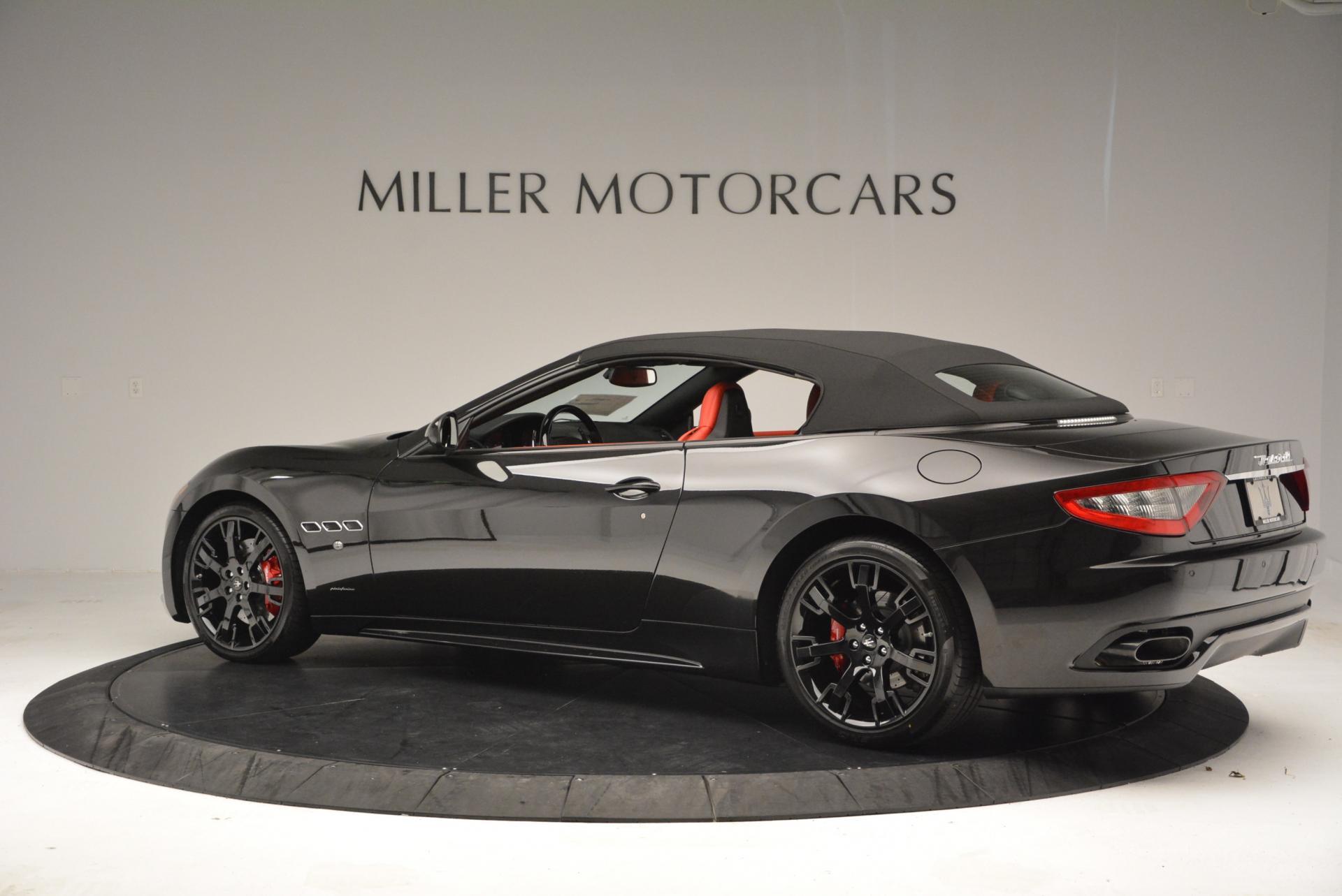 New 2016 Maserati GranTurismo Convertible Sport For Sale In Greenwich, CT. Alfa Romeo of Greenwich, M1454 155_p8