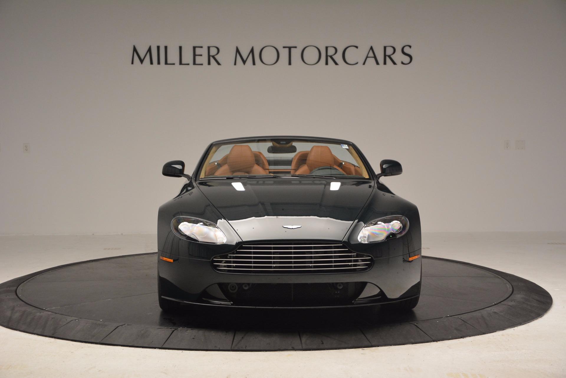 Used 2016 Aston Martin V8 Vantage S Roadster For Sale In Greenwich, CT. Alfa Romeo of Greenwich, A1183A 1550_p12