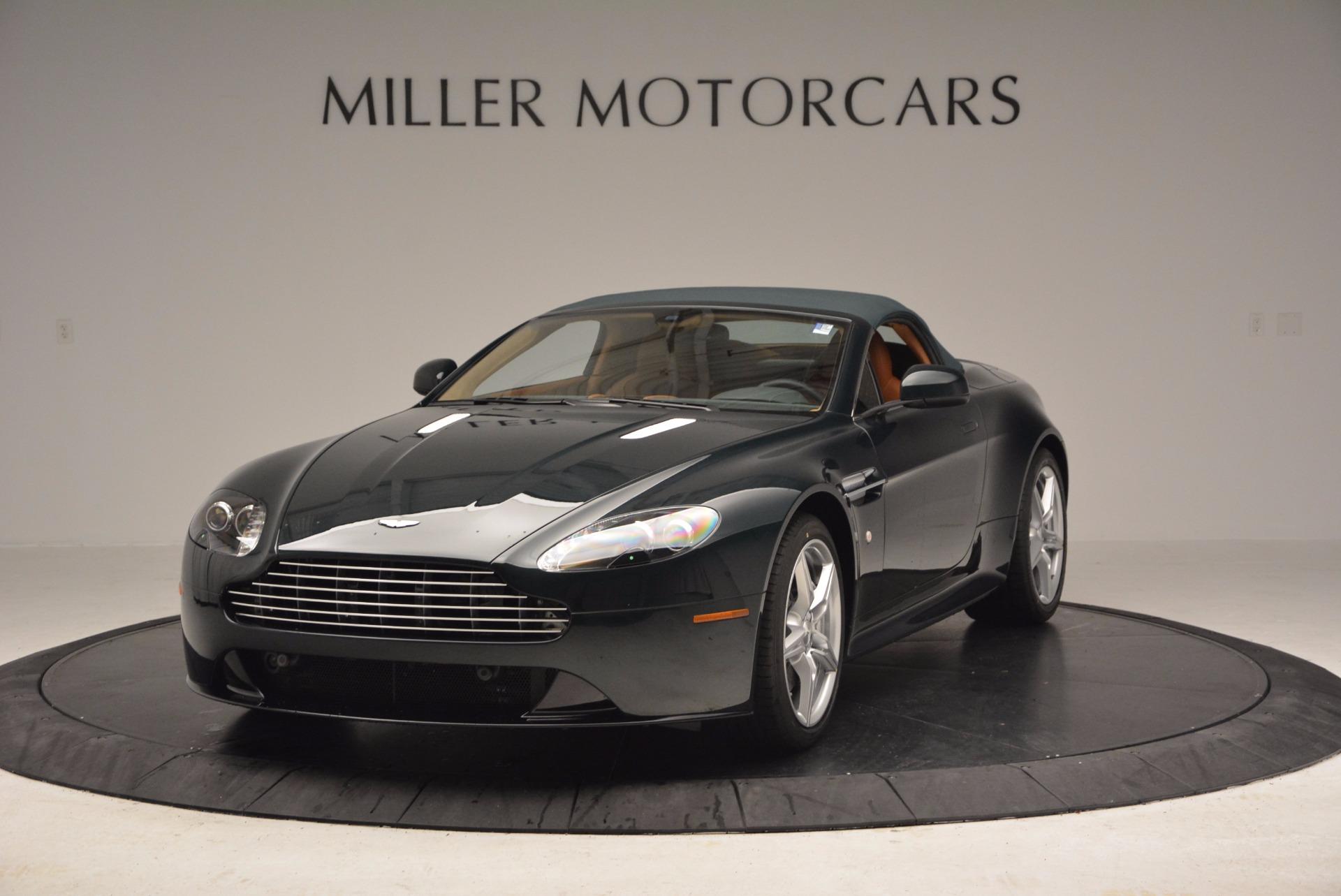 Used 2016 Aston Martin V8 Vantage S Roadster For Sale In Greenwich, CT. Alfa Romeo of Greenwich, A1183A 1550_p13