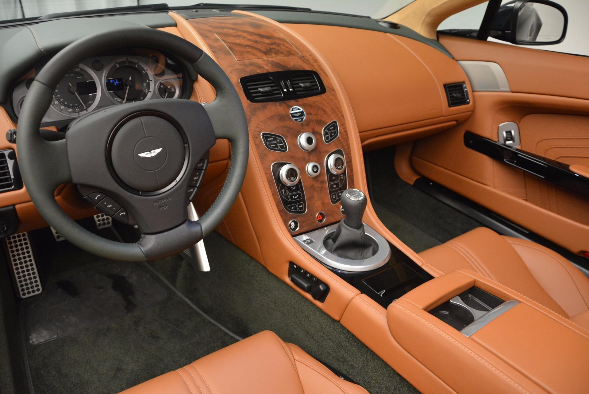 Used 2016 Aston Martin V8 Vantage S Roadster For Sale In Greenwich, CT. Alfa Romeo of Greenwich, A1183A 1550_p20
