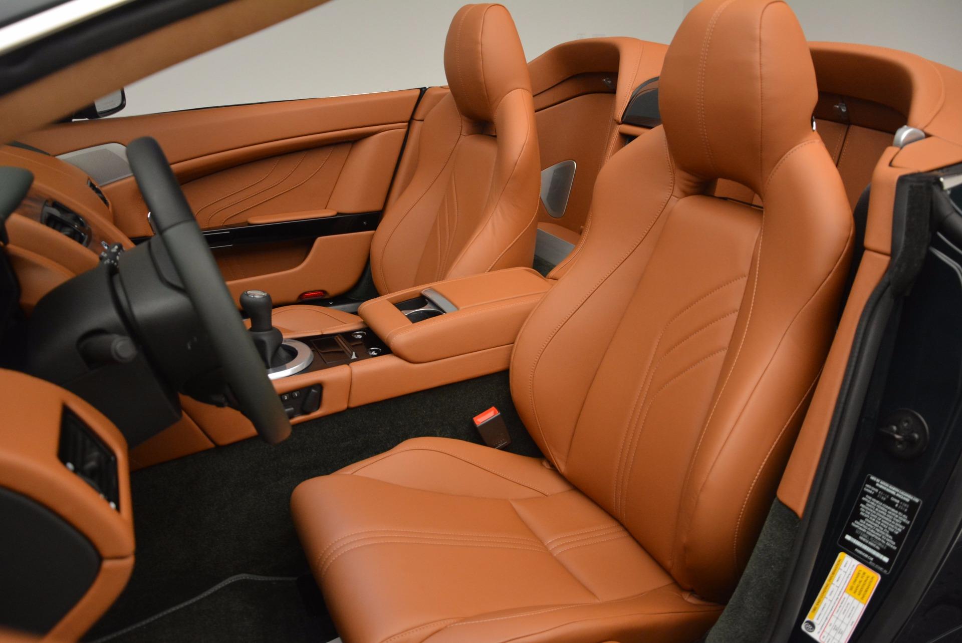 Used 2016 Aston Martin V8 Vantage S Roadster For Sale In Greenwich, CT. Alfa Romeo of Greenwich, A1183A 1550_p21