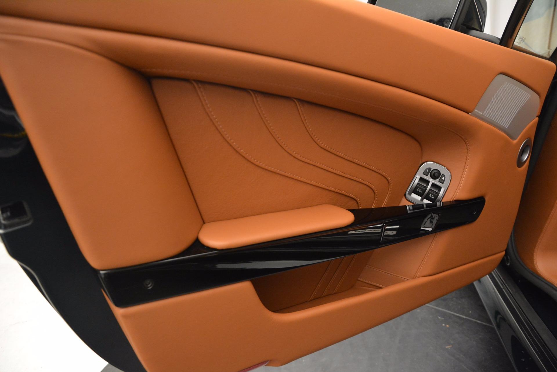 Used 2016 Aston Martin V8 Vantage S Roadster For Sale In Greenwich, CT. Alfa Romeo of Greenwich, A1183A 1550_p22