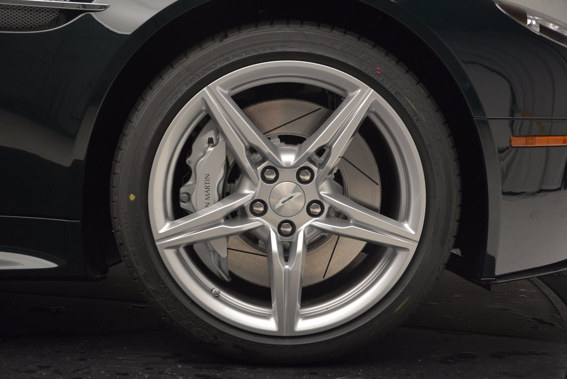 Used 2016 Aston Martin V8 Vantage S Roadster For Sale In Greenwich, CT. Alfa Romeo of Greenwich, A1183A 1550_p26