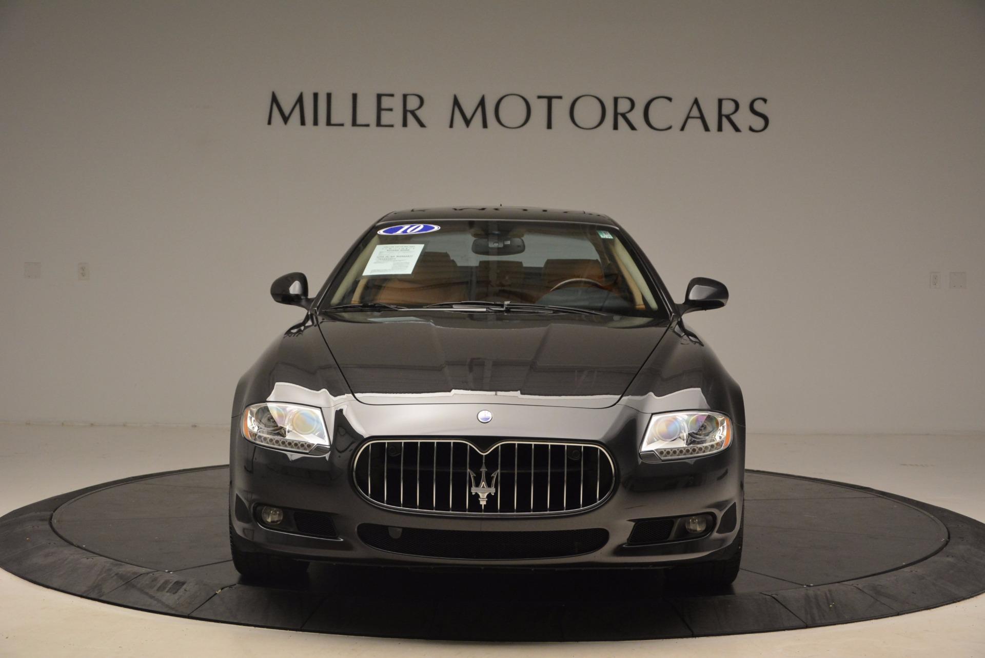 Used 2010 Maserati Quattroporte S For Sale In Greenwich, CT. Alfa Romeo of Greenwich, 7279 1551_p24
