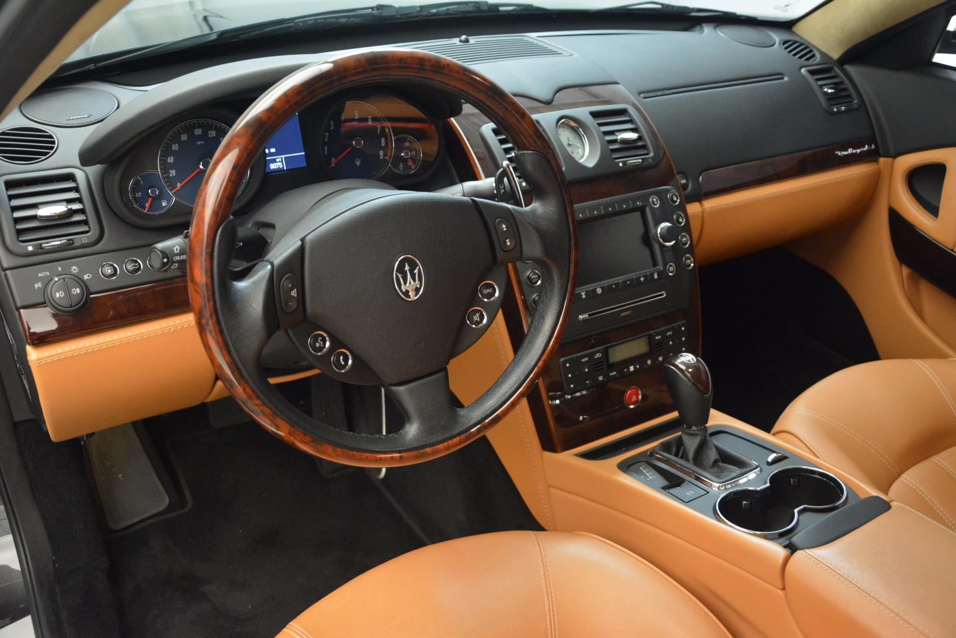 Used 2010 Maserati Quattroporte S For Sale In Greenwich, CT. Alfa Romeo of Greenwich, 7279 1551_p25