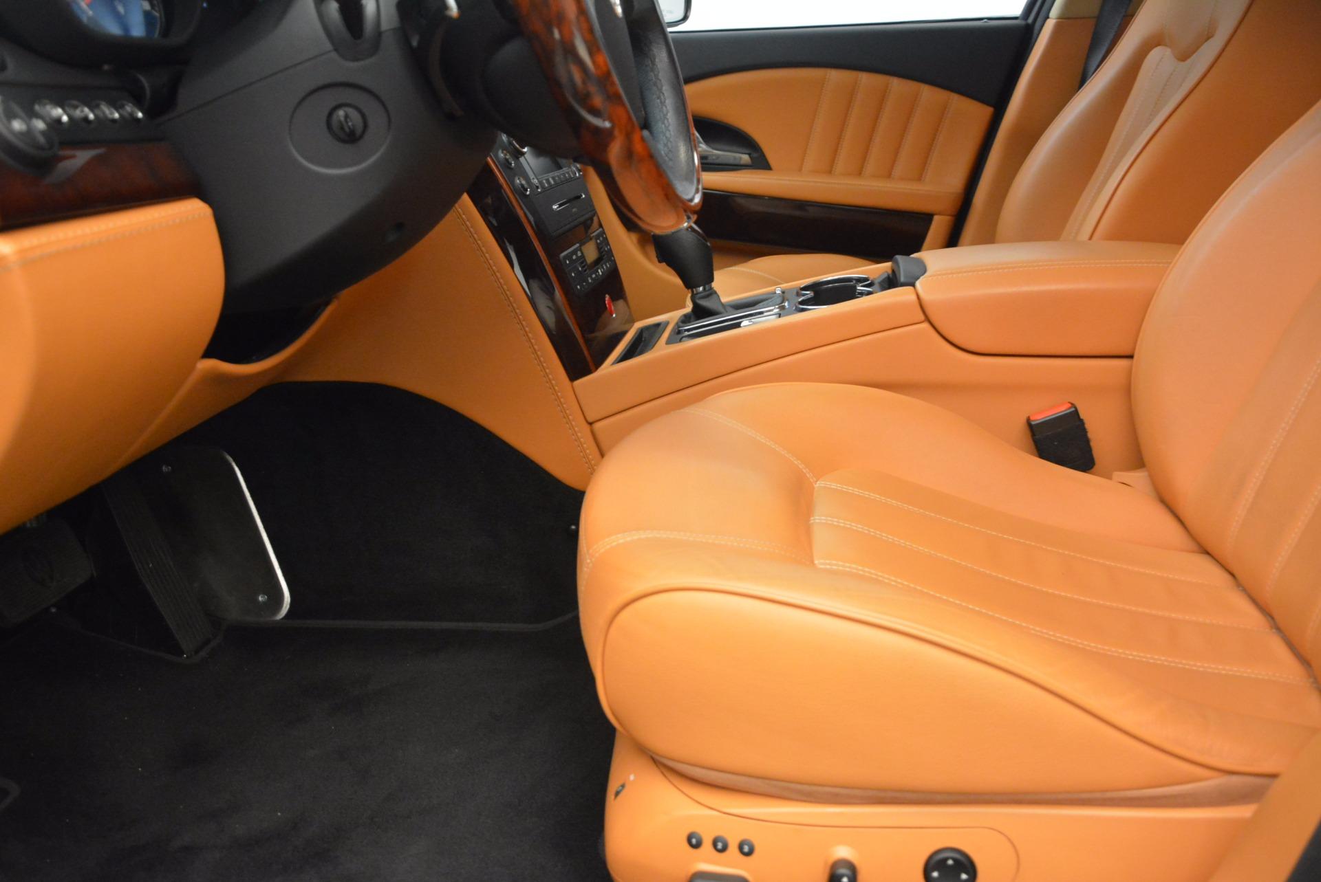 Used 2010 Maserati Quattroporte S For Sale In Greenwich, CT. Alfa Romeo of Greenwich, 7279 1551_p26