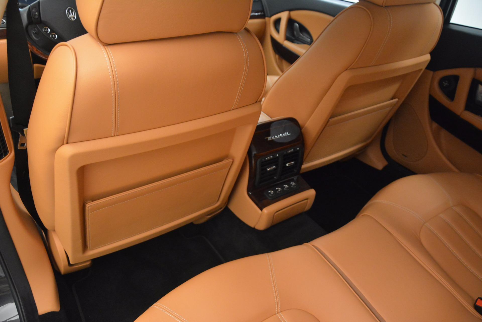 Used 2010 Maserati Quattroporte S For Sale In Greenwich, CT. Alfa Romeo of Greenwich, 7279 1551_p28