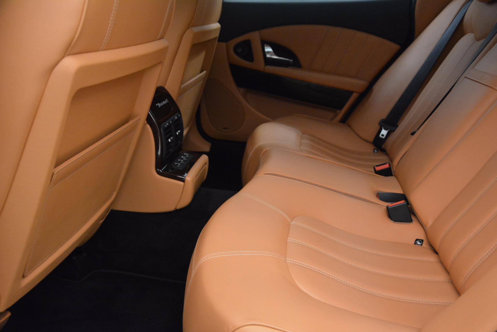Used 2010 Maserati Quattroporte S For Sale In Greenwich, CT. Alfa Romeo of Greenwich, 7279 1551_p30