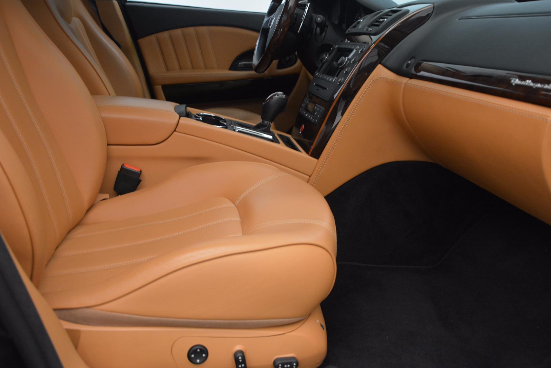 Used 2010 Maserati Quattroporte S For Sale In Greenwich, CT. Alfa Romeo of Greenwich, 7279 1551_p35