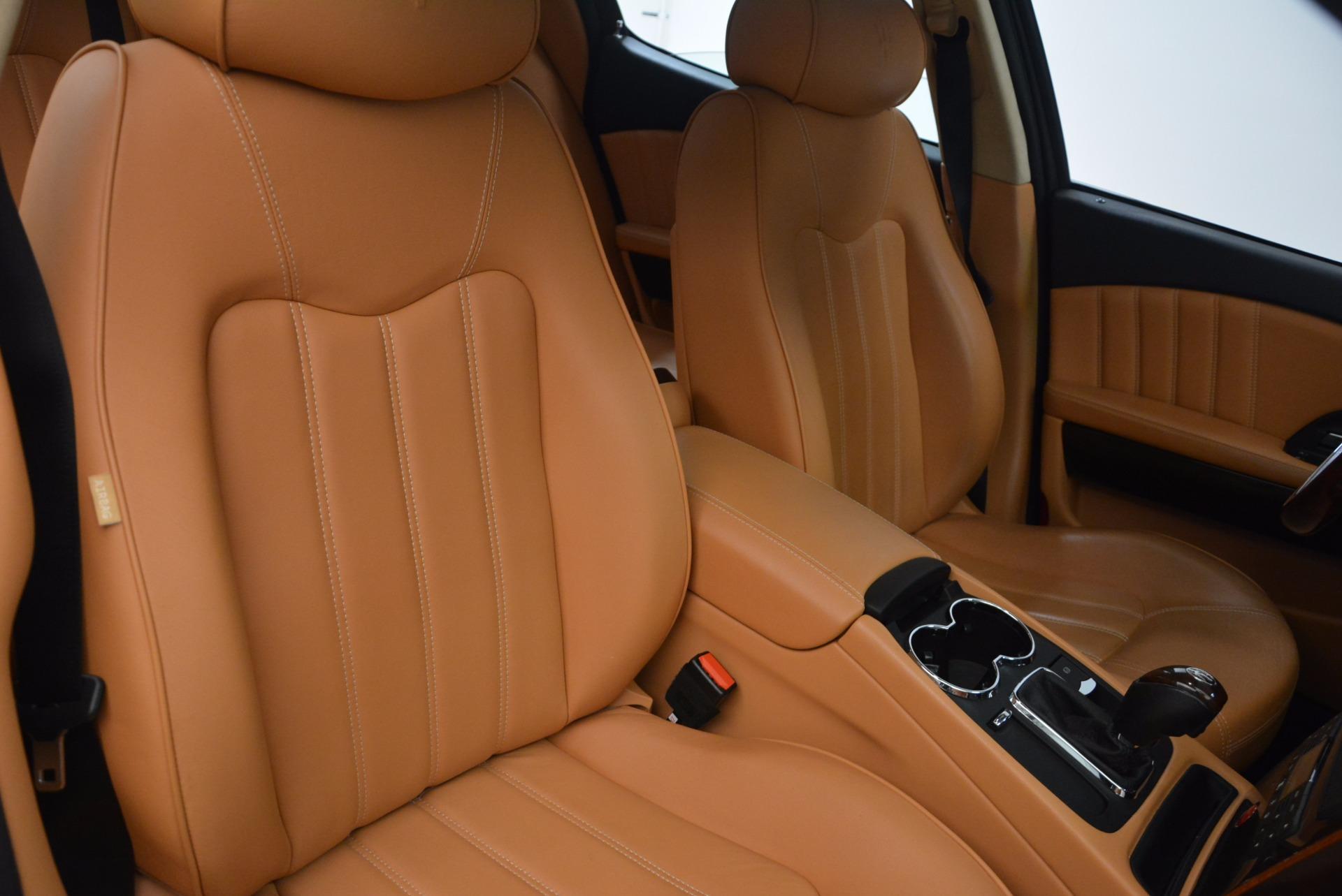Used 2010 Maserati Quattroporte S For Sale In Greenwich, CT. Alfa Romeo of Greenwich, 7279 1551_p36