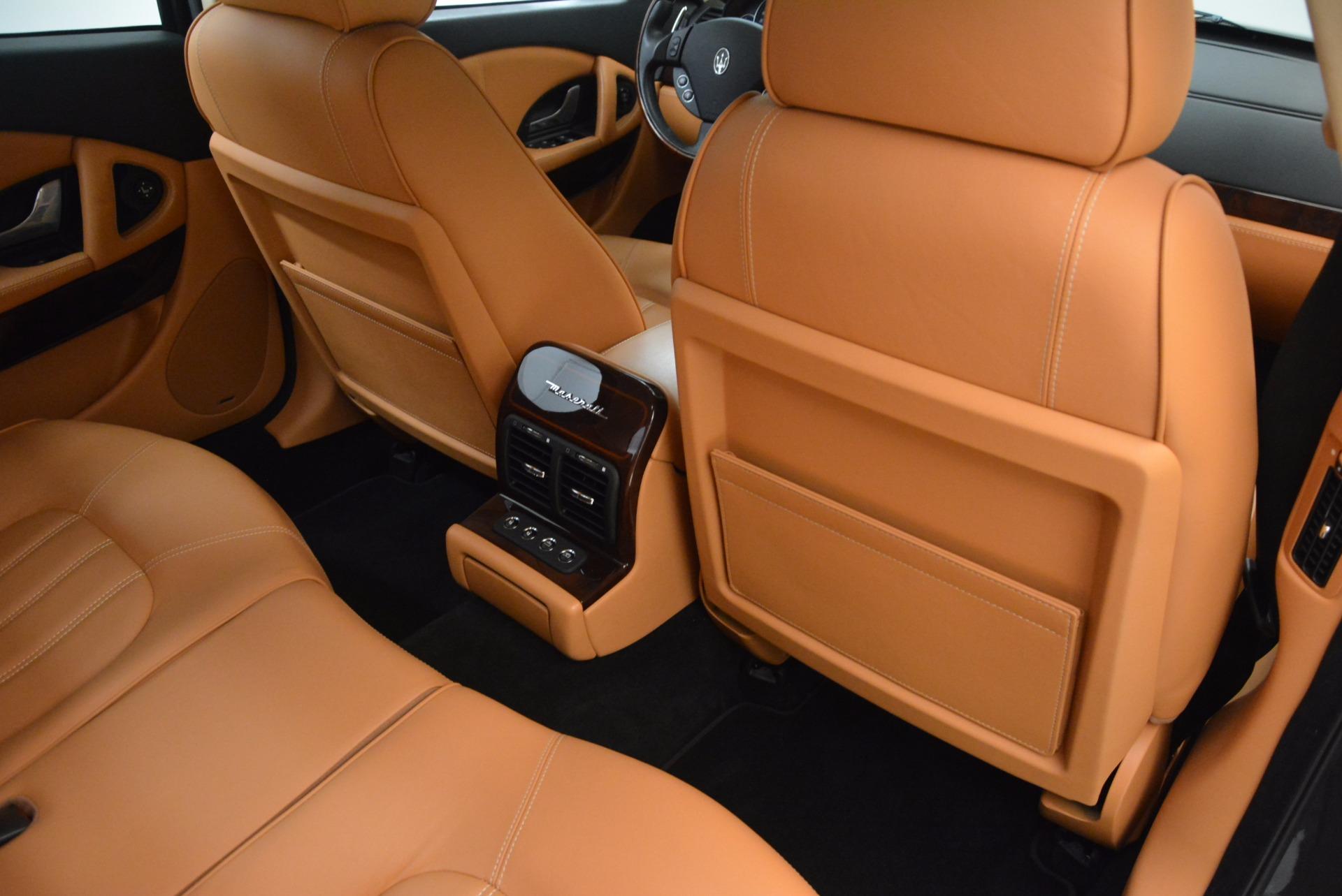 Used 2010 Maserati Quattroporte S For Sale In Greenwich, CT. Alfa Romeo of Greenwich, 7279 1551_p37