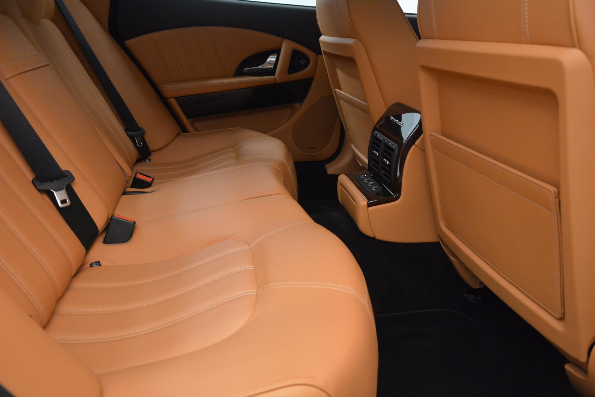 Used 2010 Maserati Quattroporte S For Sale In Greenwich, CT. Alfa Romeo of Greenwich, 7279 1551_p38