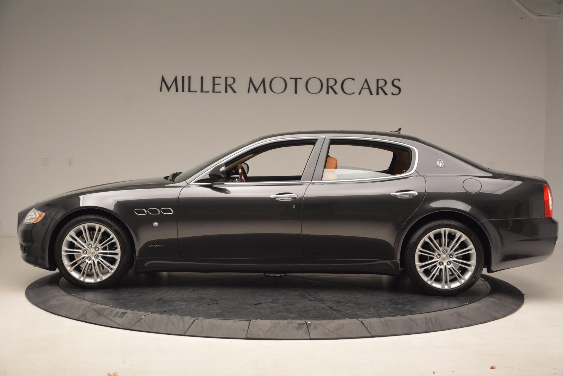 Used 2010 Maserati Quattroporte S For Sale In Greenwich, CT. Alfa Romeo of Greenwich, 7279 1551_p3