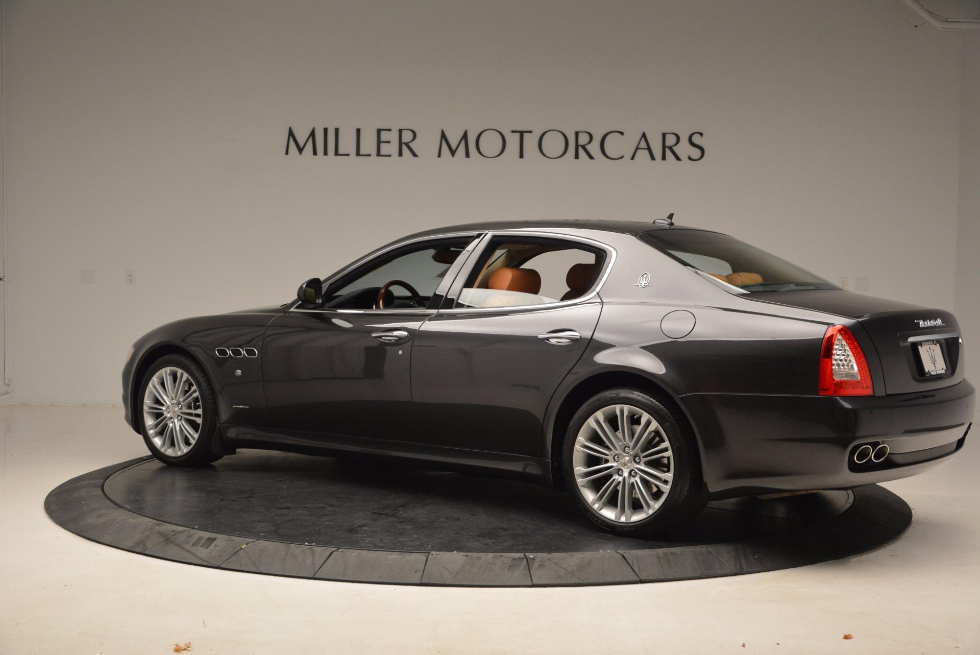 Used 2010 Maserati Quattroporte S For Sale In Greenwich, CT. Alfa Romeo of Greenwich, 7279 1551_p4