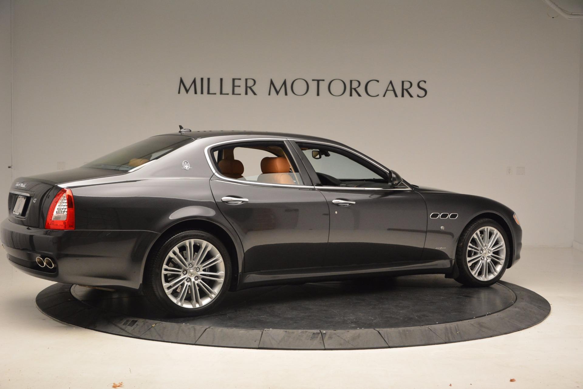 Used 2010 Maserati Quattroporte S For Sale In Greenwich, CT. Alfa Romeo of Greenwich, 7279 1551_p8