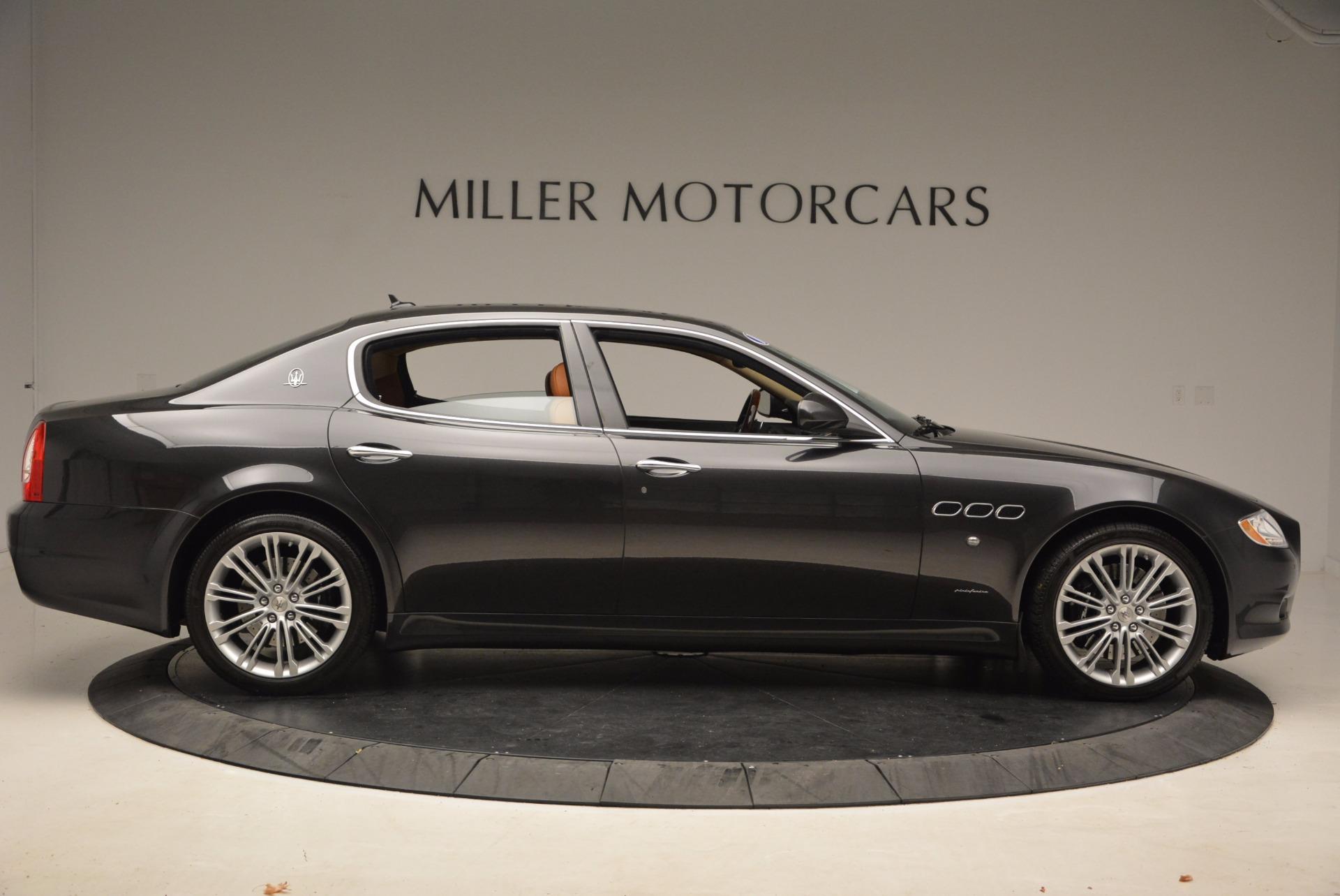 Used 2010 Maserati Quattroporte S For Sale In Greenwich, CT. Alfa Romeo of Greenwich, 7279 1551_p9