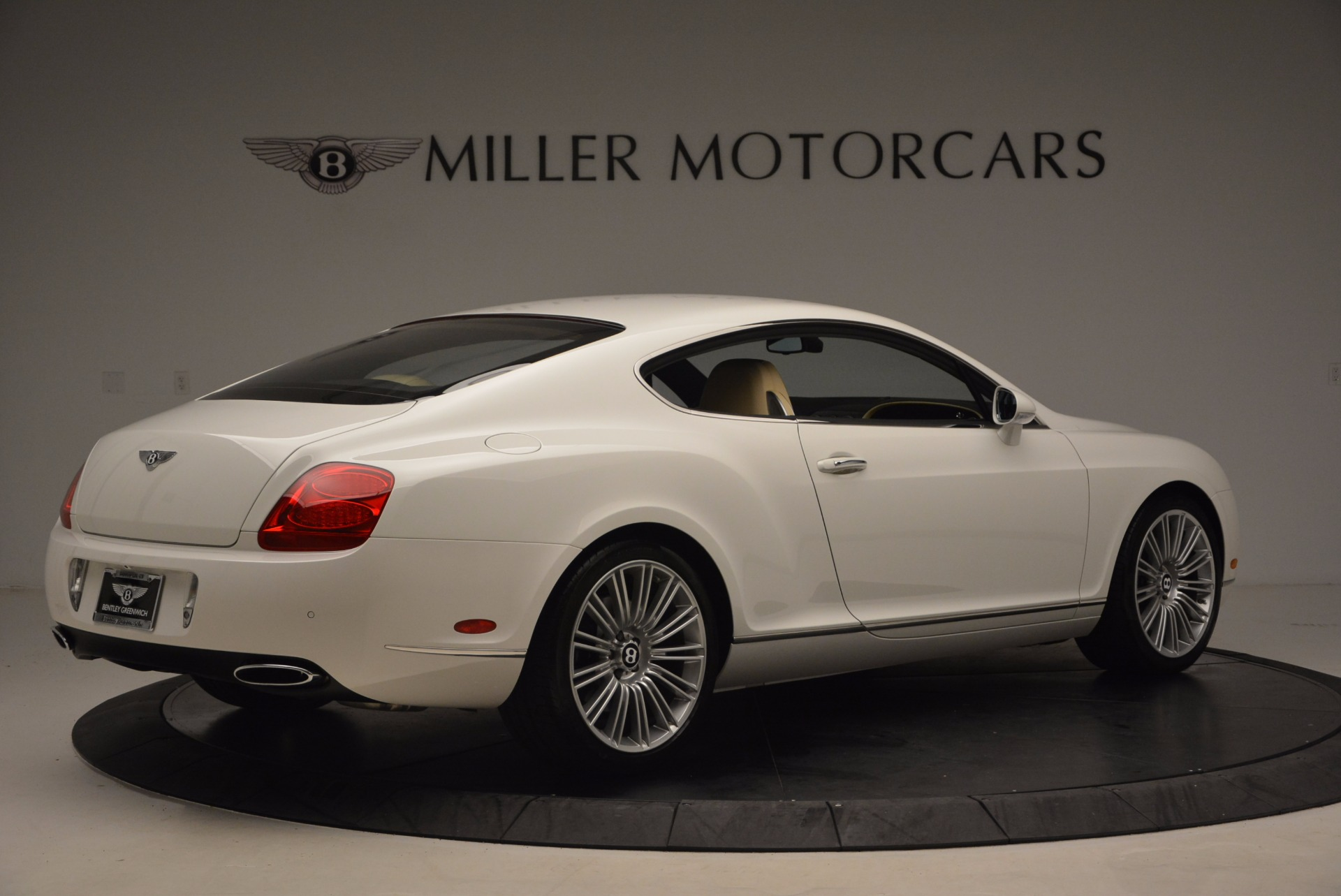 Used 2008 Bentley Continental GT Speed For Sale In Greenwich, CT. Alfa Romeo of Greenwich, B1264A 1552_p9
