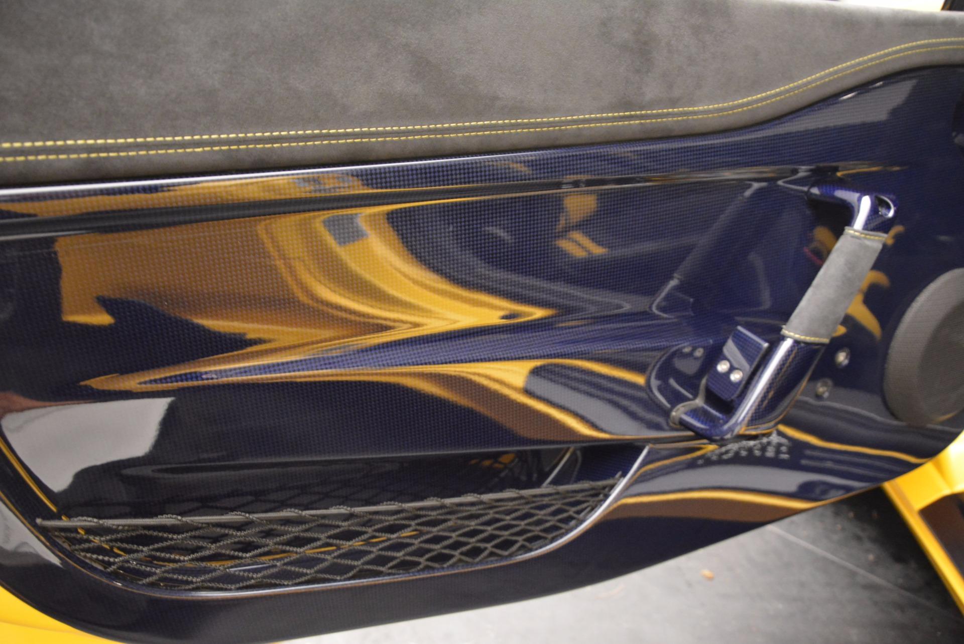 Used 2015 Ferrari 458 Speciale Aperta  For Sale In Greenwich, CT. Alfa Romeo of Greenwich, 4420C 1555_p24