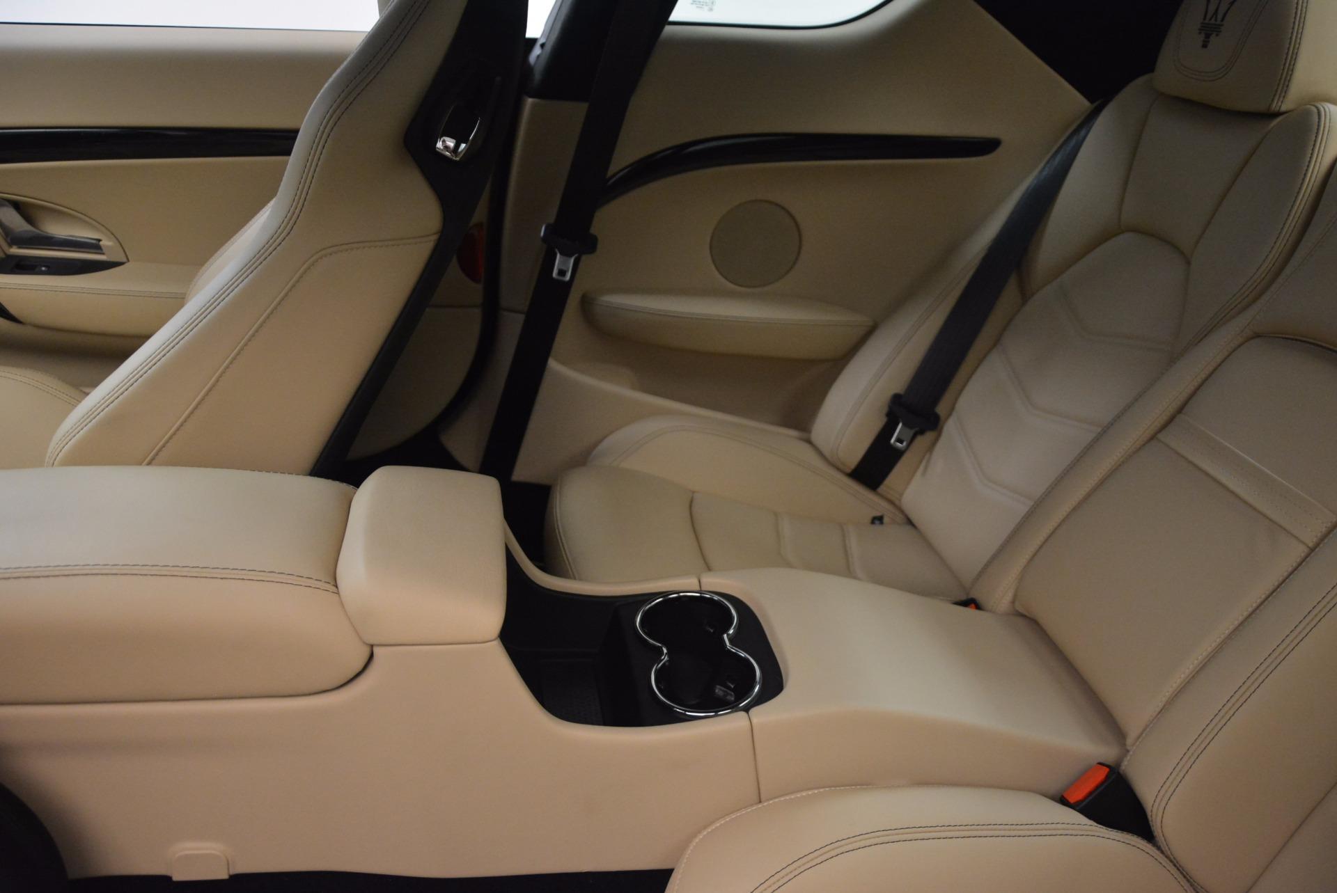 Used 2015 Maserati GranTurismo Sport Coupe For Sale In Greenwich, CT. Alfa Romeo of Greenwich, W489A 1557_p17