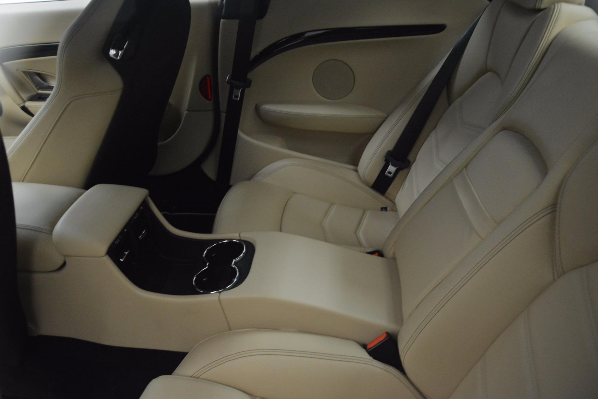 Used 2015 Maserati GranTurismo Sport Coupe For Sale In Greenwich, CT. Alfa Romeo of Greenwich, W489A 1557_p19