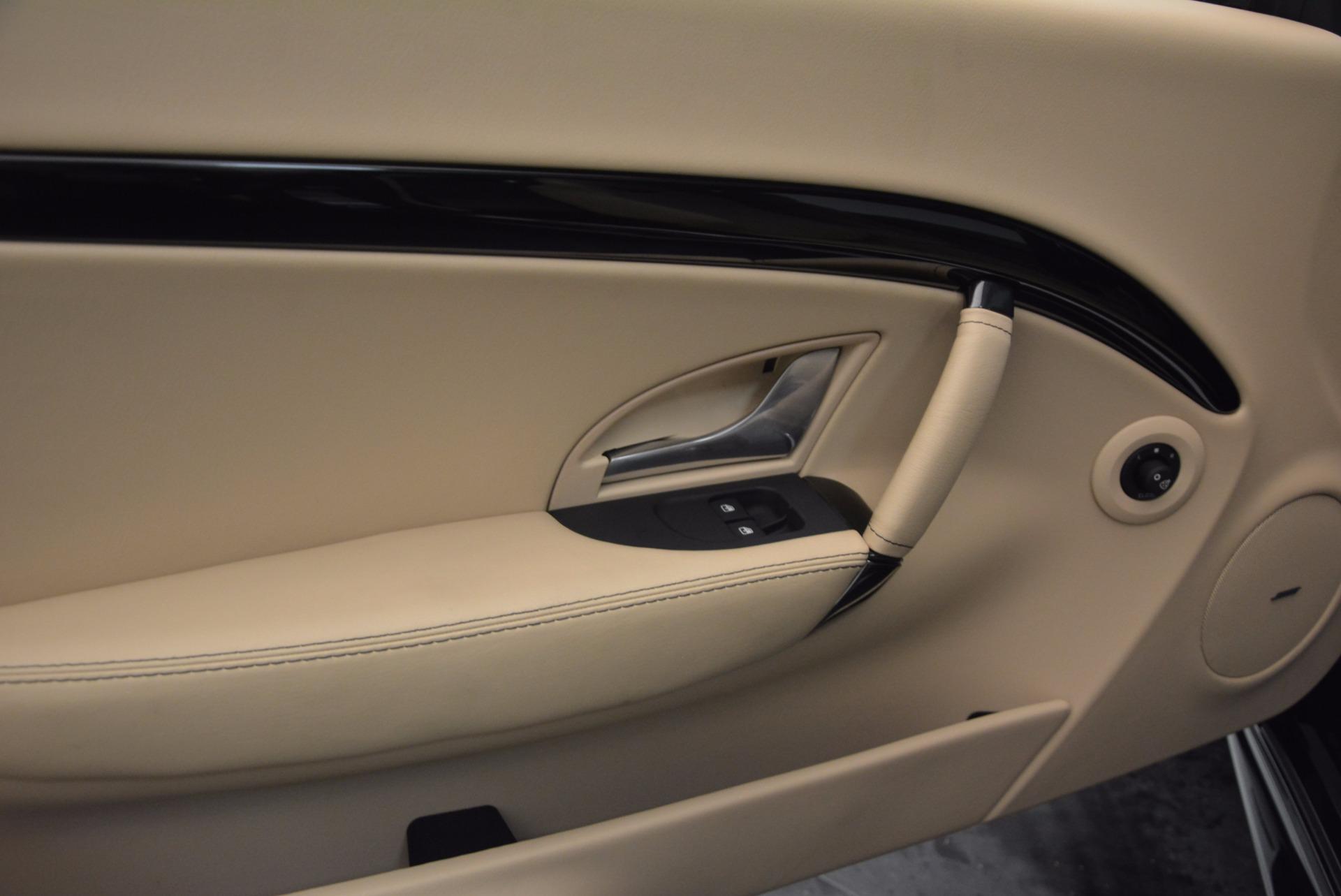 Used 2015 Maserati GranTurismo Sport Coupe For Sale In Greenwich, CT. Alfa Romeo of Greenwich, W489A 1557_p20