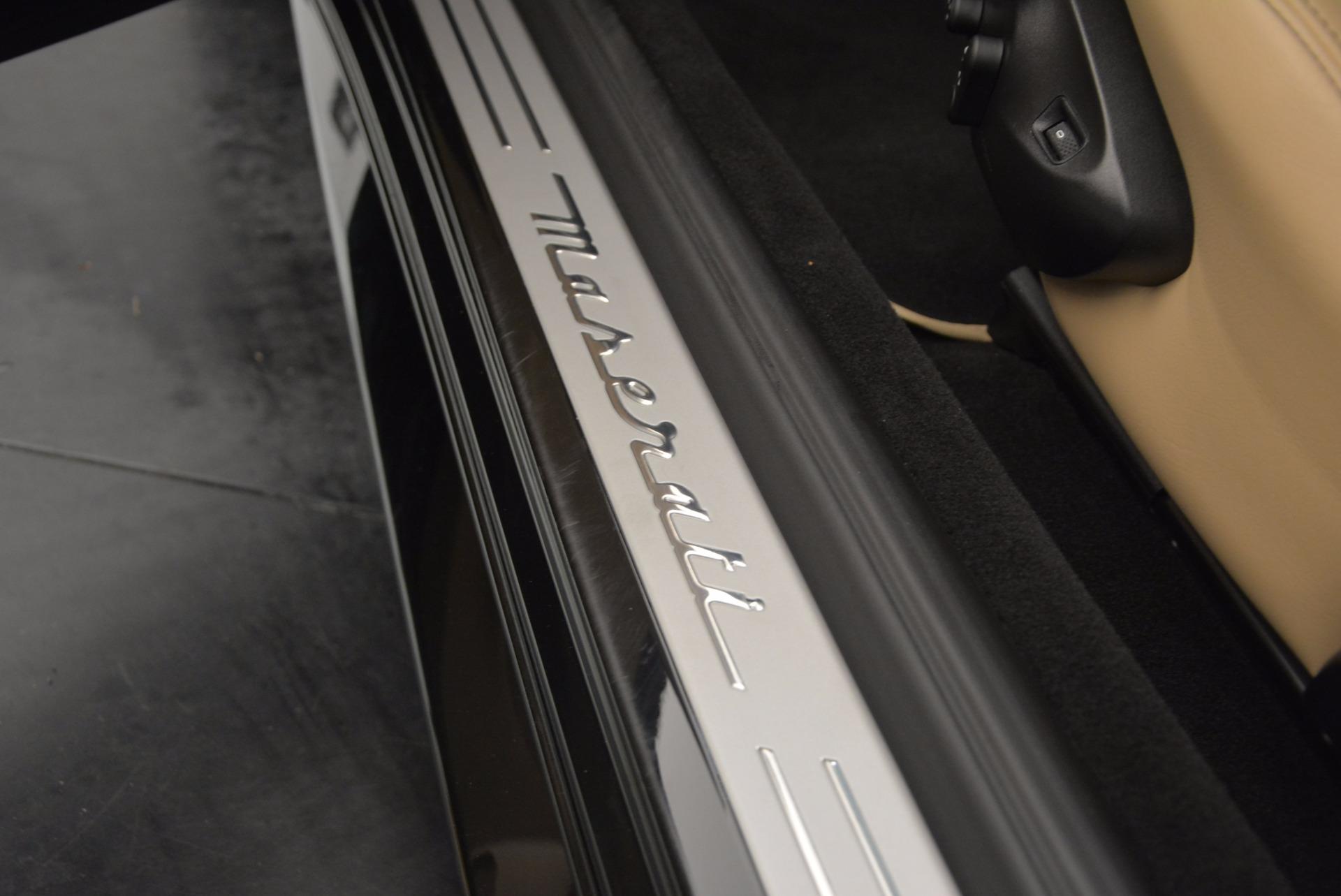 Used 2015 Maserati GranTurismo Sport Coupe For Sale In Greenwich, CT. Alfa Romeo of Greenwich, W489A 1557_p21