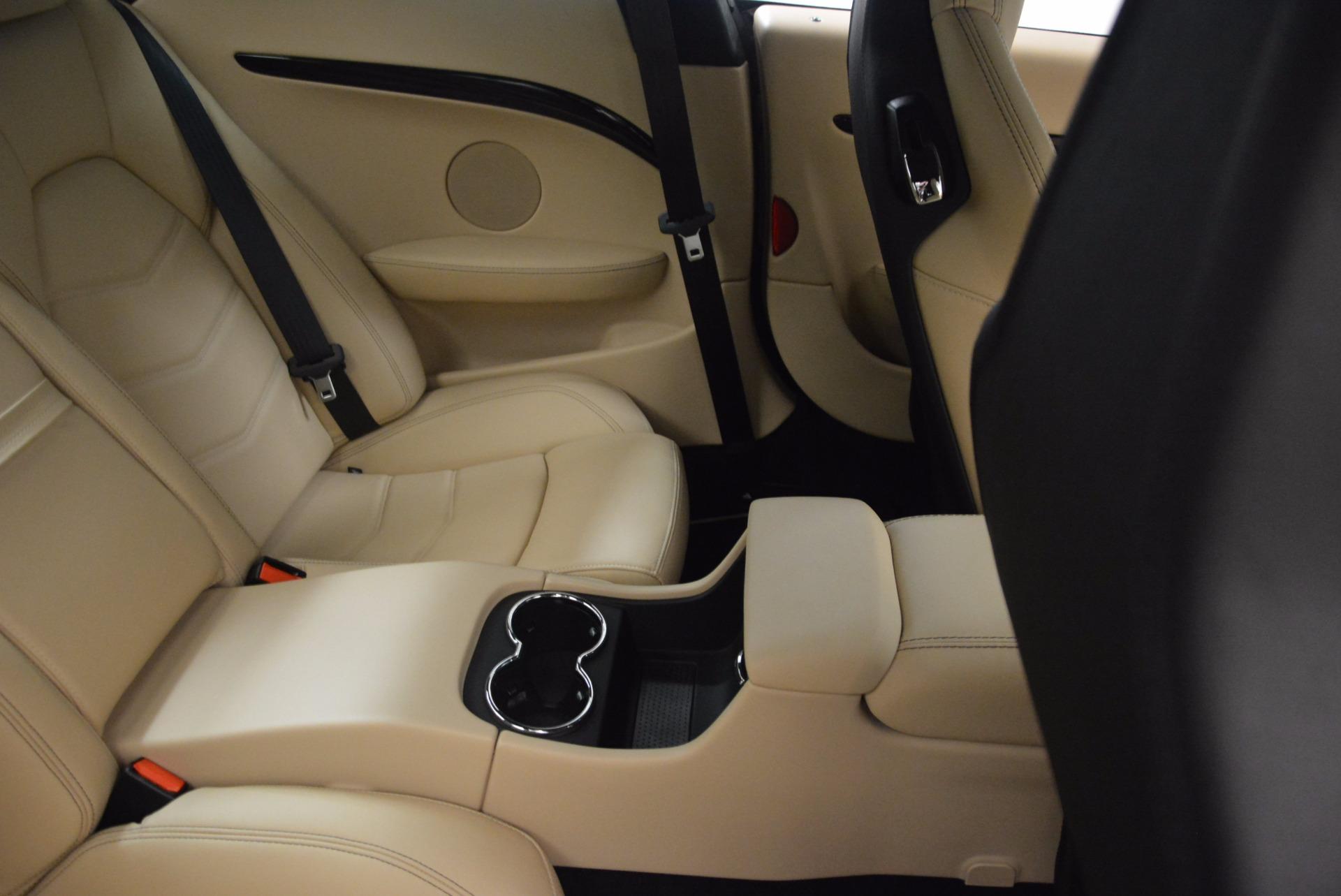 Used 2015 Maserati GranTurismo Sport Coupe For Sale In Greenwich, CT. Alfa Romeo of Greenwich, W489A 1557_p26
