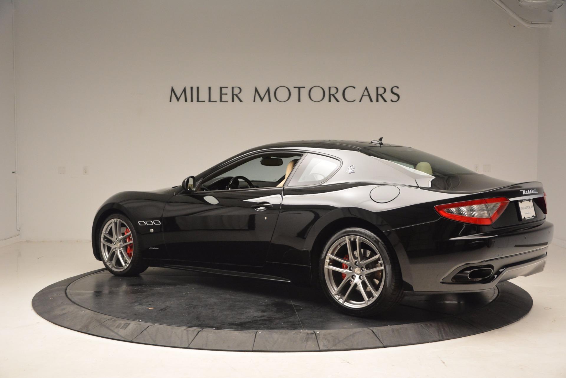 Used 2015 Maserati GranTurismo Sport Coupe For Sale In Greenwich, CT. Alfa Romeo of Greenwich, W489A 1557_p4
