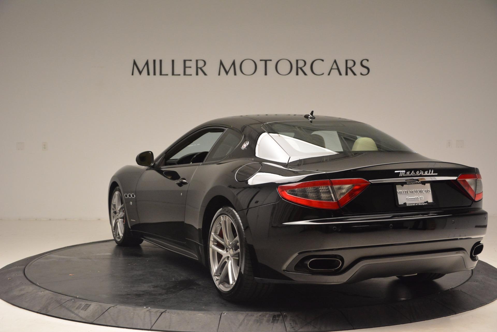 Used 2015 Maserati GranTurismo Sport Coupe For Sale In Greenwich, CT. Alfa Romeo of Greenwich, W489A 1557_p5