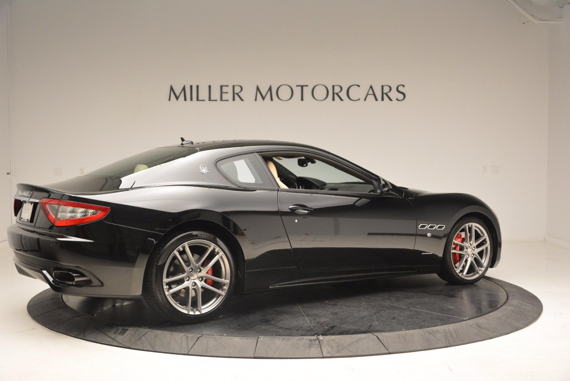 Used 2015 Maserati GranTurismo Sport Coupe For Sale In Greenwich, CT. Alfa Romeo of Greenwich, W489A 1557_p8