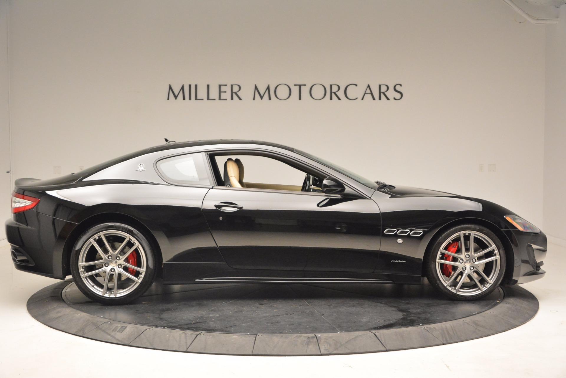 Used 2015 Maserati GranTurismo Sport Coupe For Sale In Greenwich, CT. Alfa Romeo of Greenwich, W489A 1557_p9