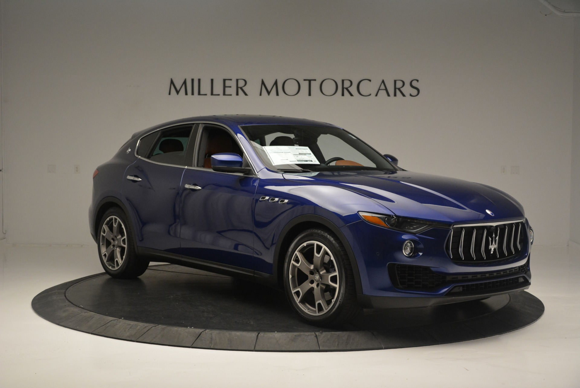 New 2018 Maserati Levante Q4 For Sale In Greenwich, CT. Alfa Romeo of Greenwich, M1937 1558_p13