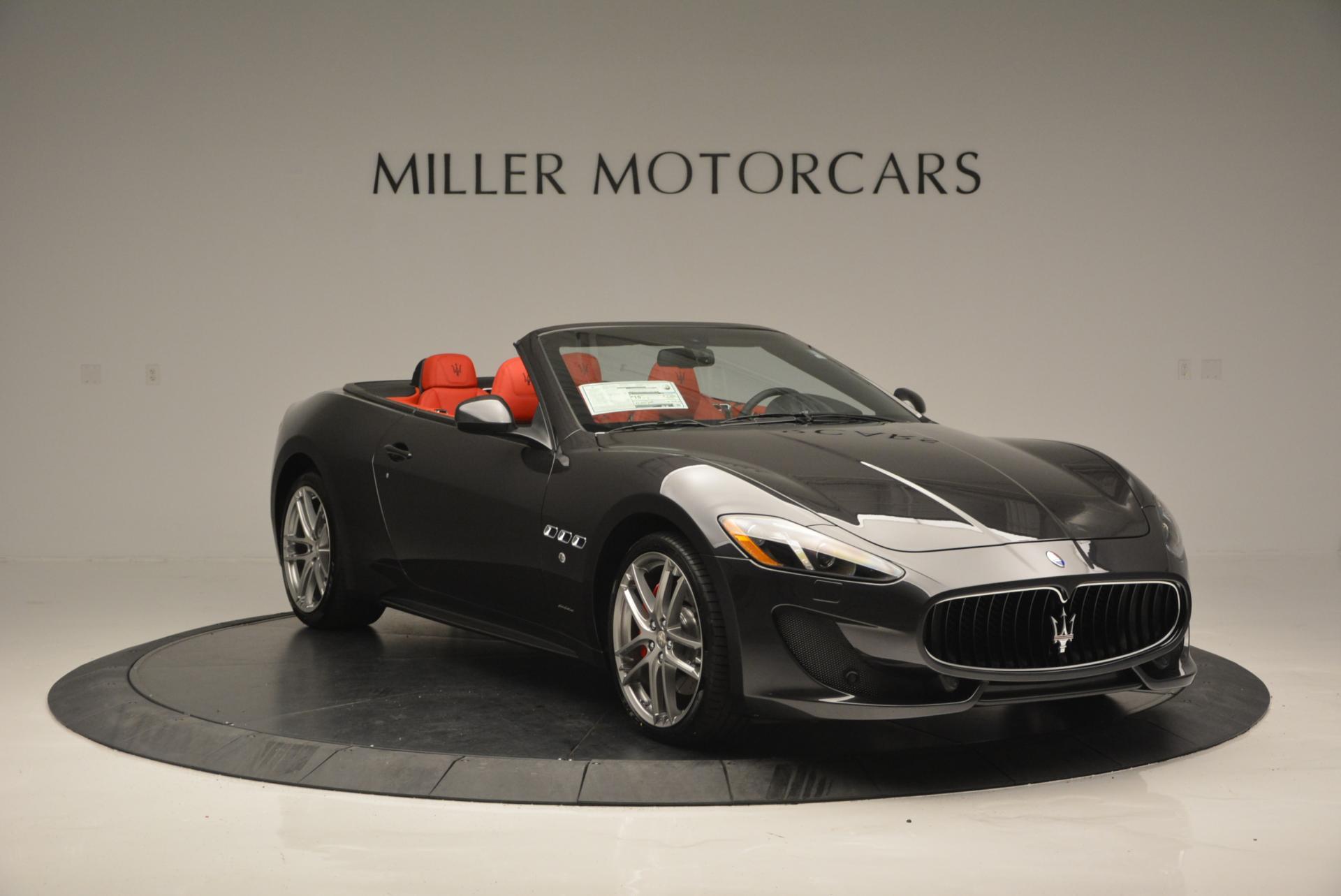 New 2017 Maserati GranTurismo Convertible Sport For Sale In Greenwich, CT. Alfa Romeo of Greenwich, M1636 156_p14